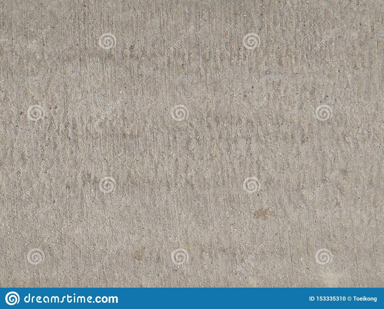 Gammalt konkret golv