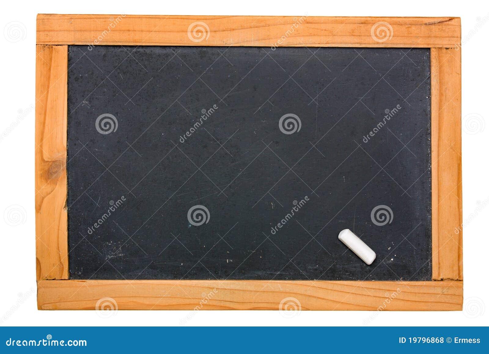 Gammalt litet för blackboard