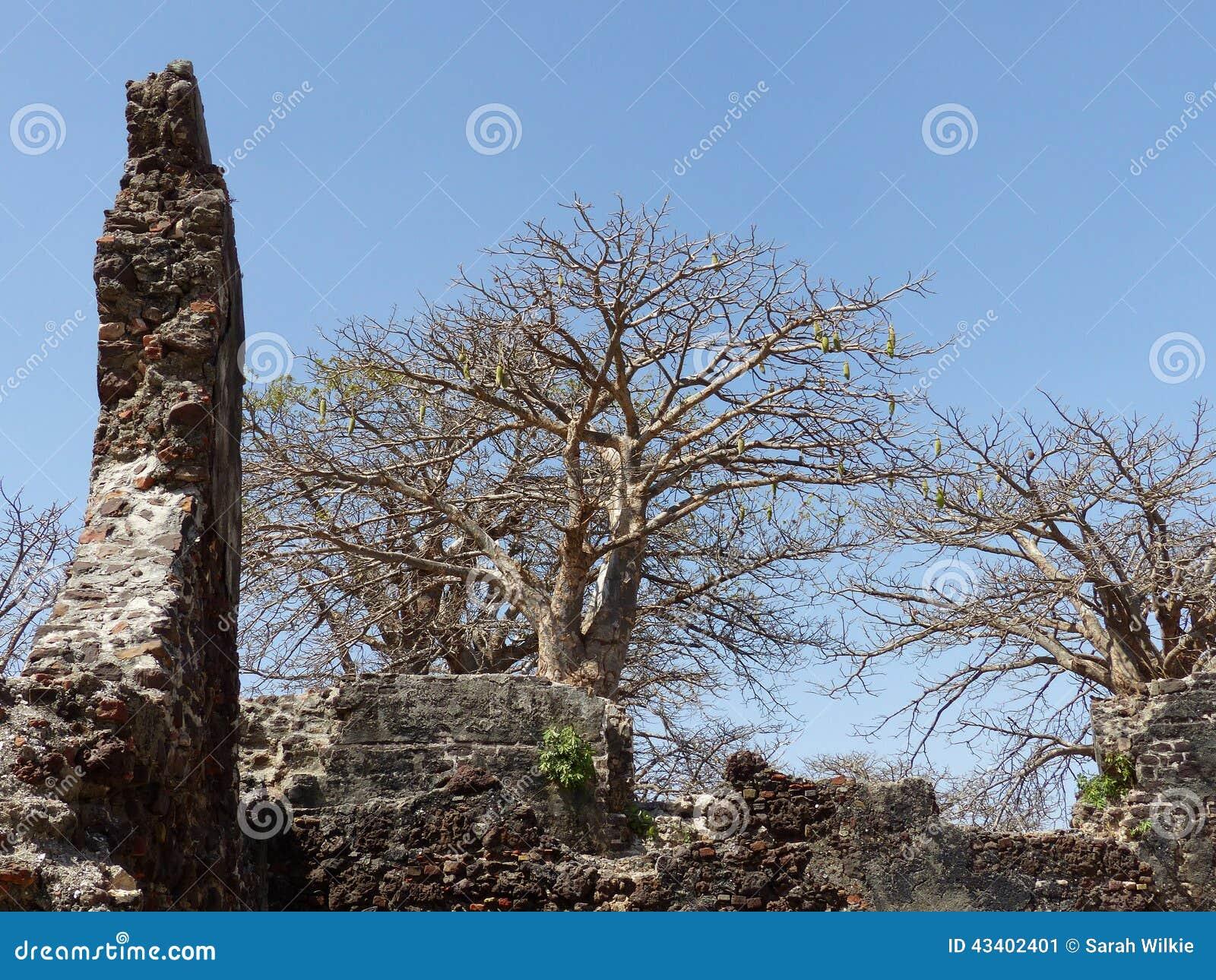 Gammalt slav- fort