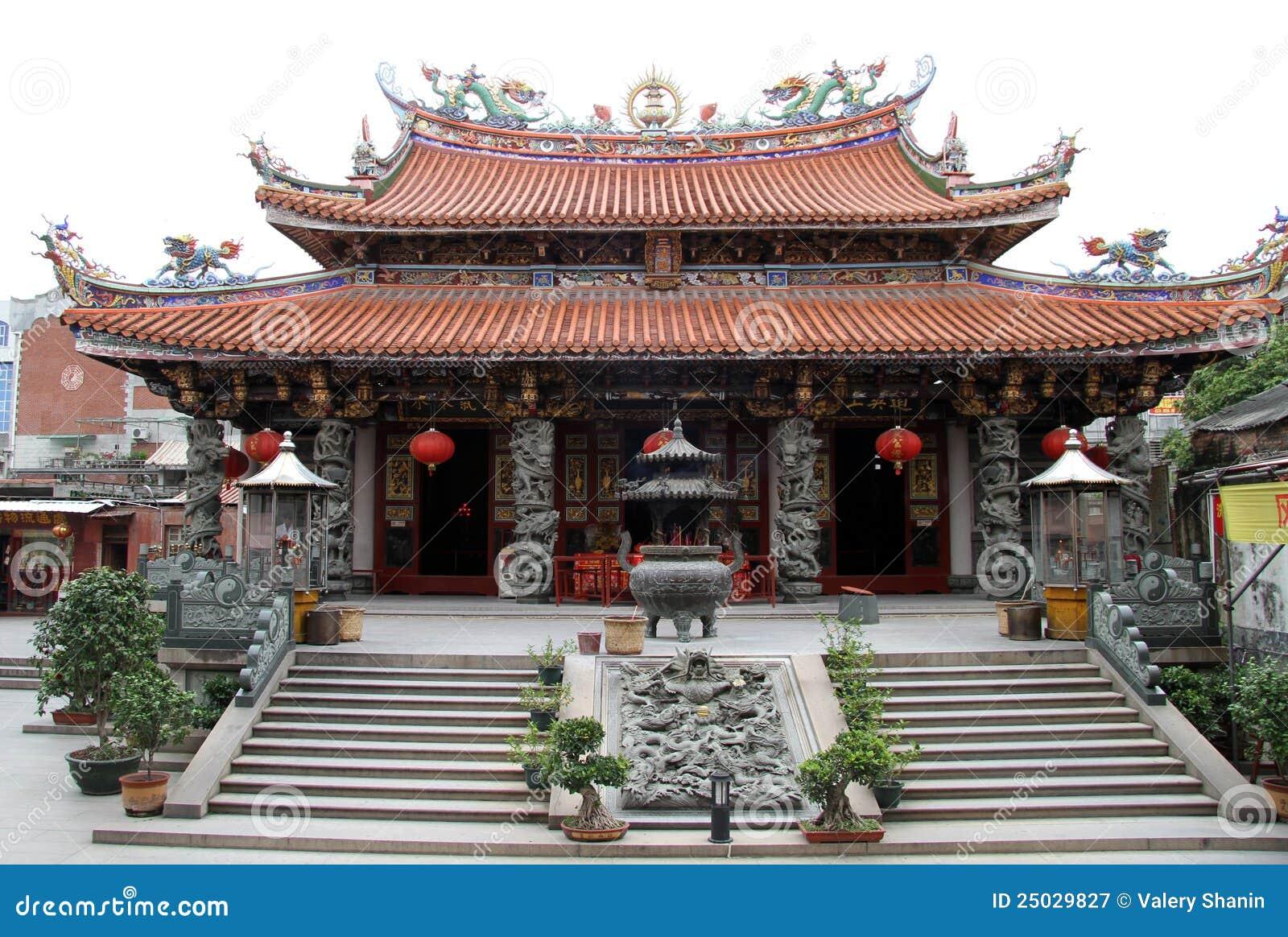 Gammalt tempel
