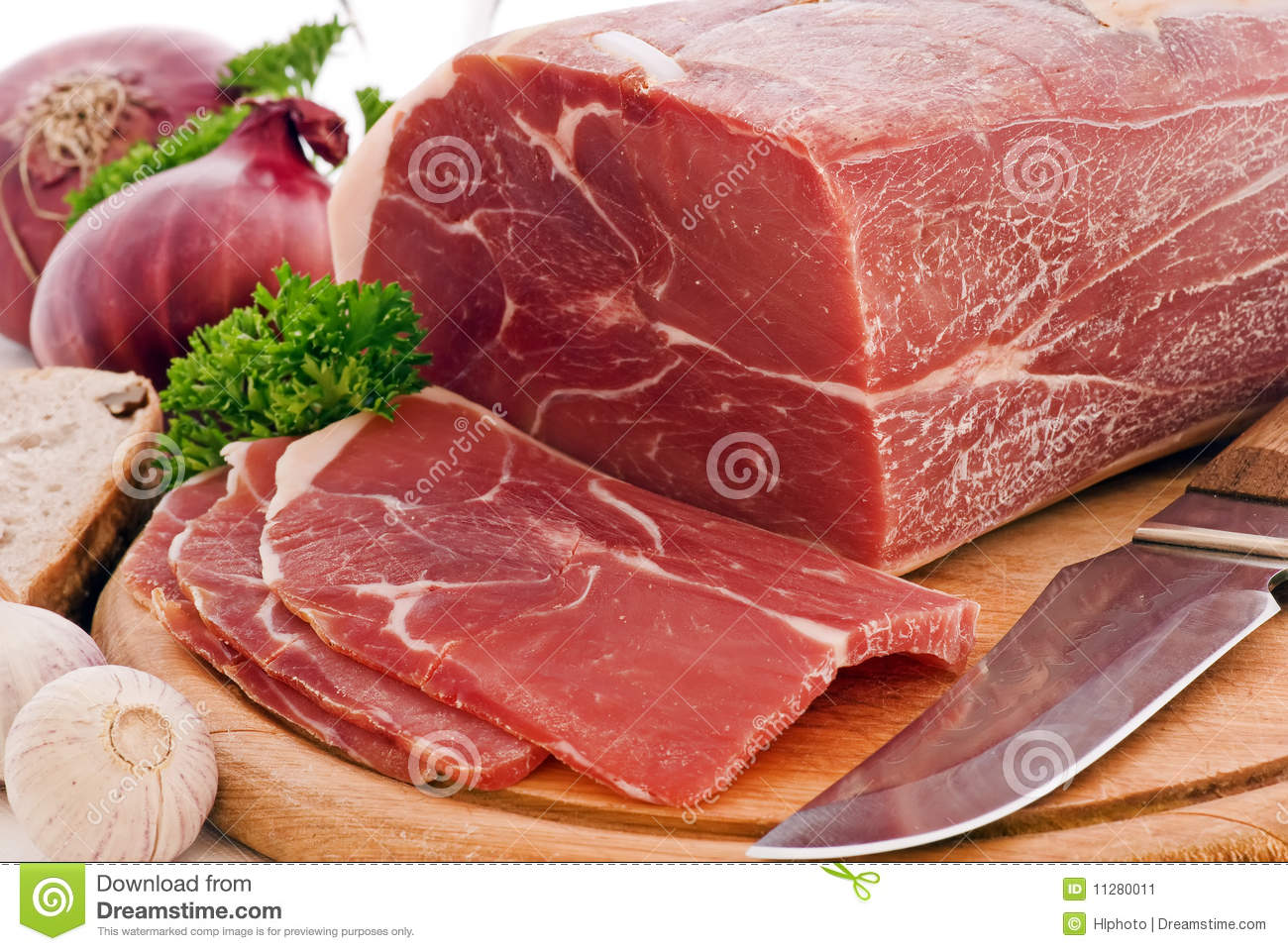 how to cook gammon slices