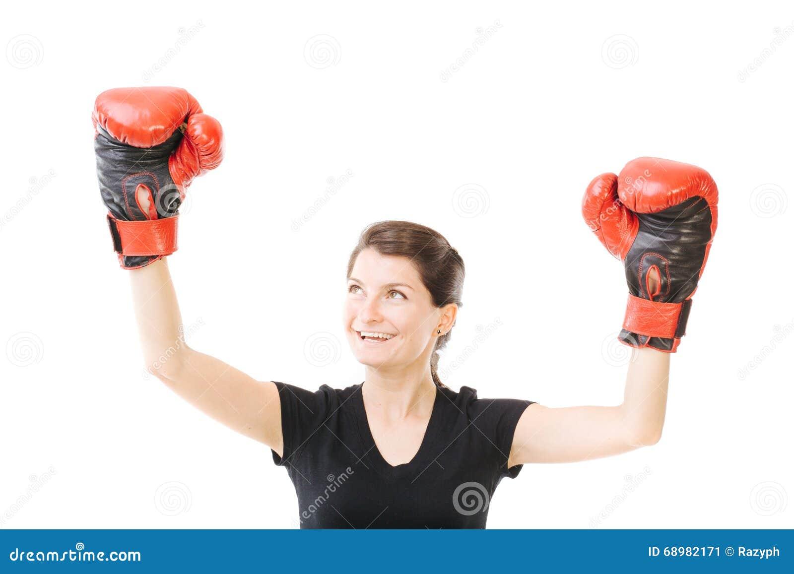 Ganador en el boxeo