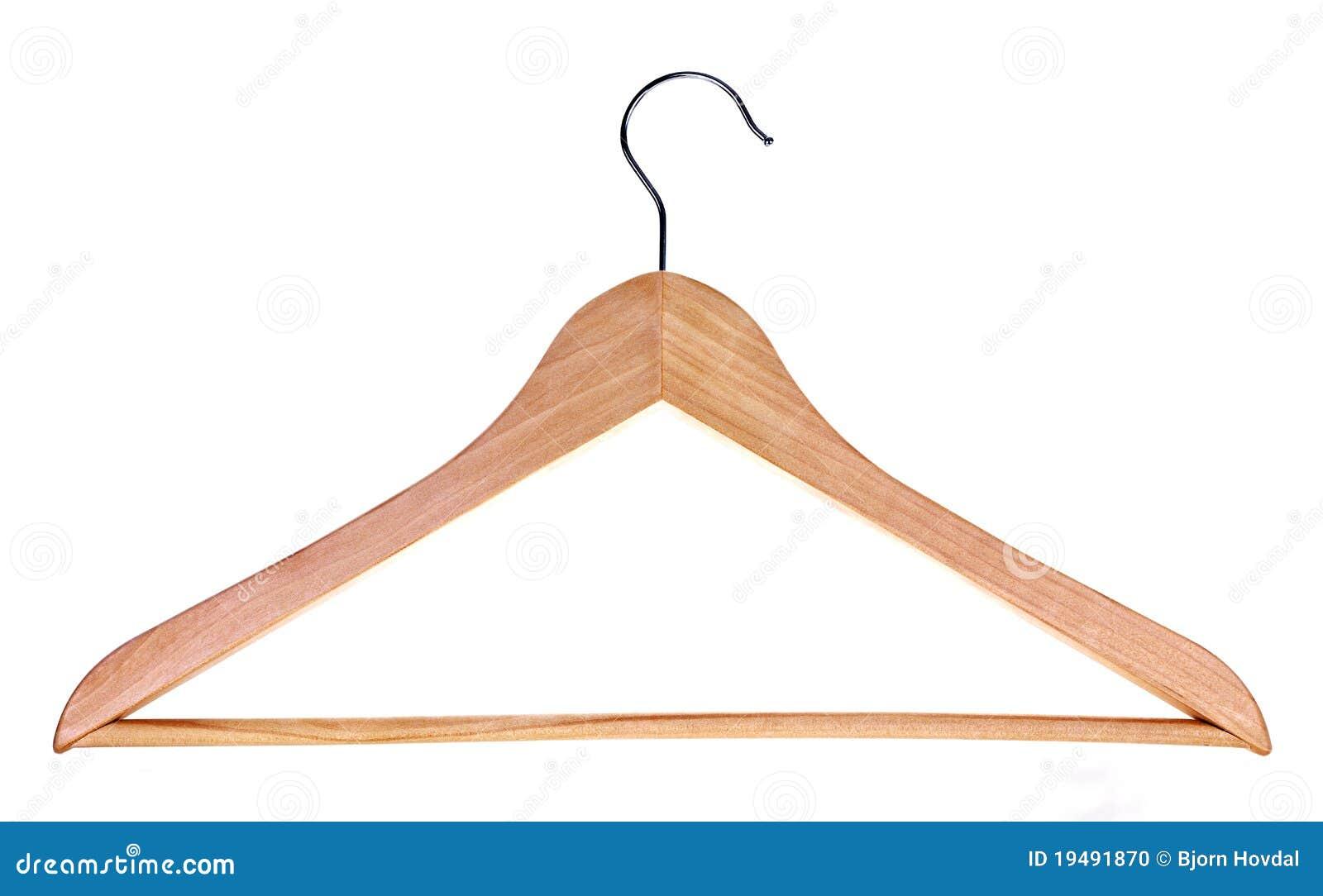 Gancio di legno