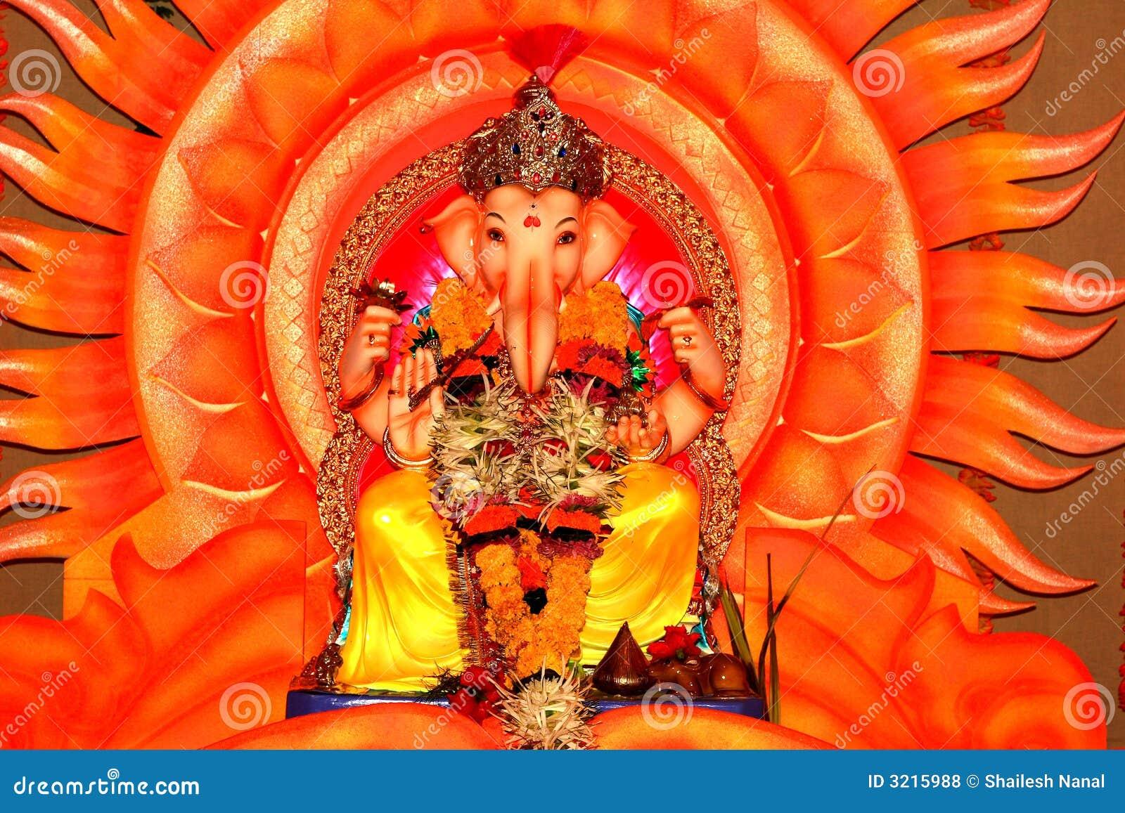 Ganesh boga indyjska lord xii