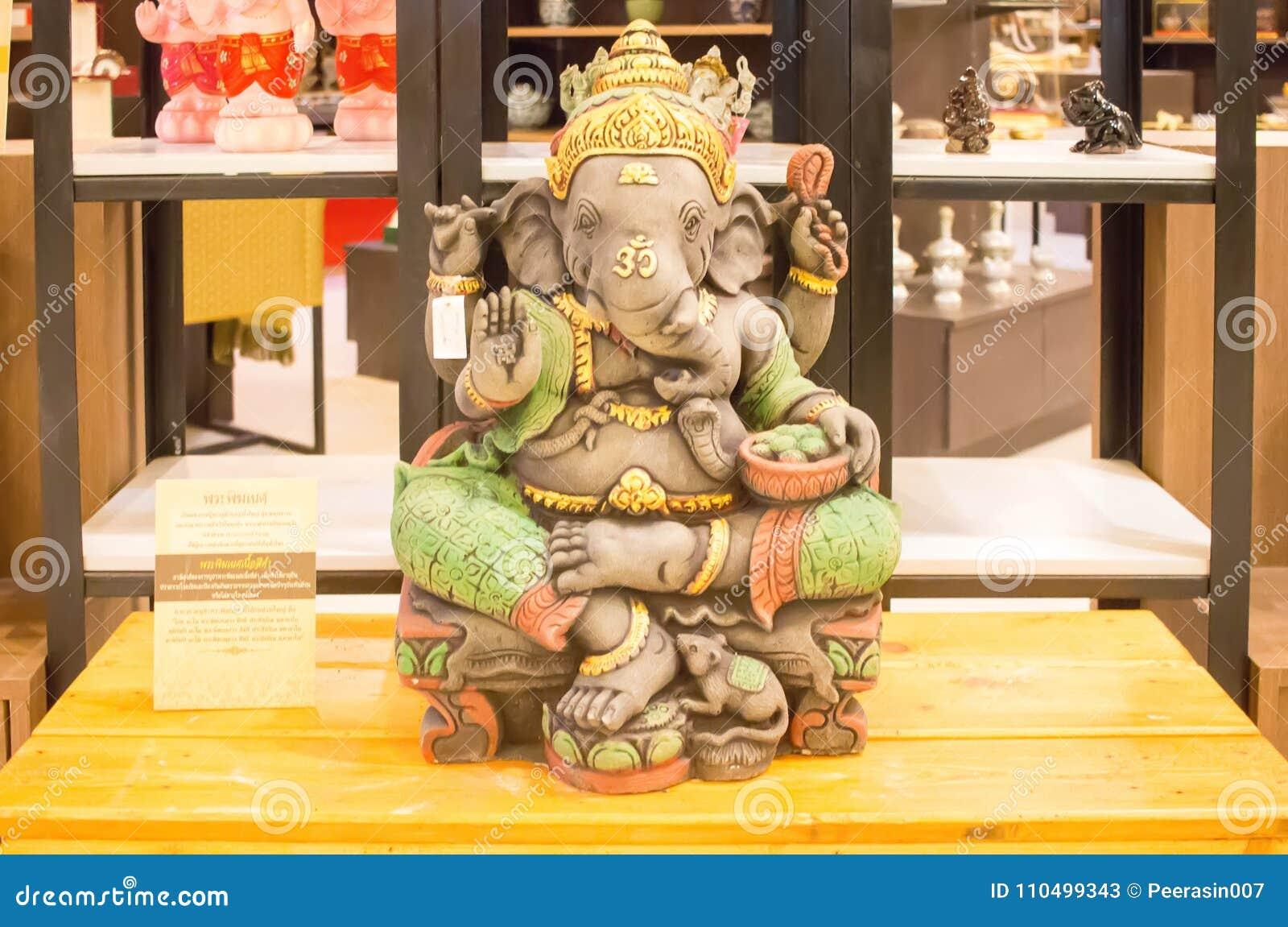 Ganesh der hindischen Religion
