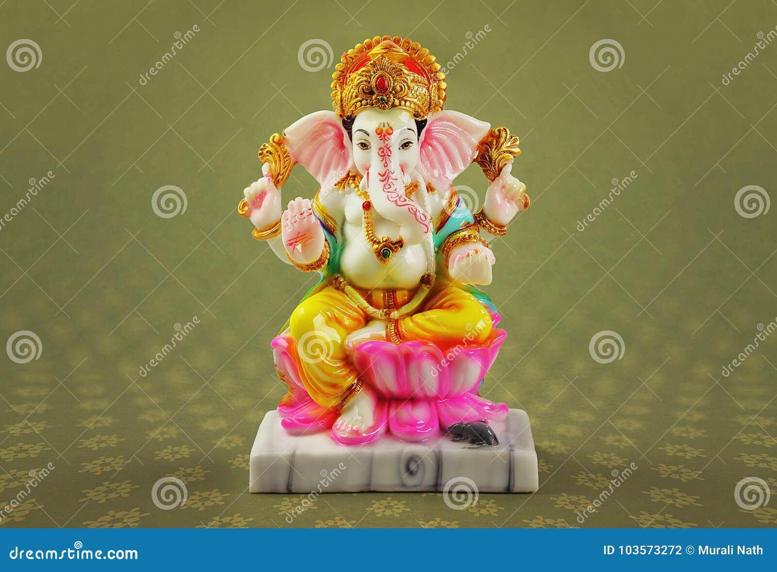 Ganesha da pedra