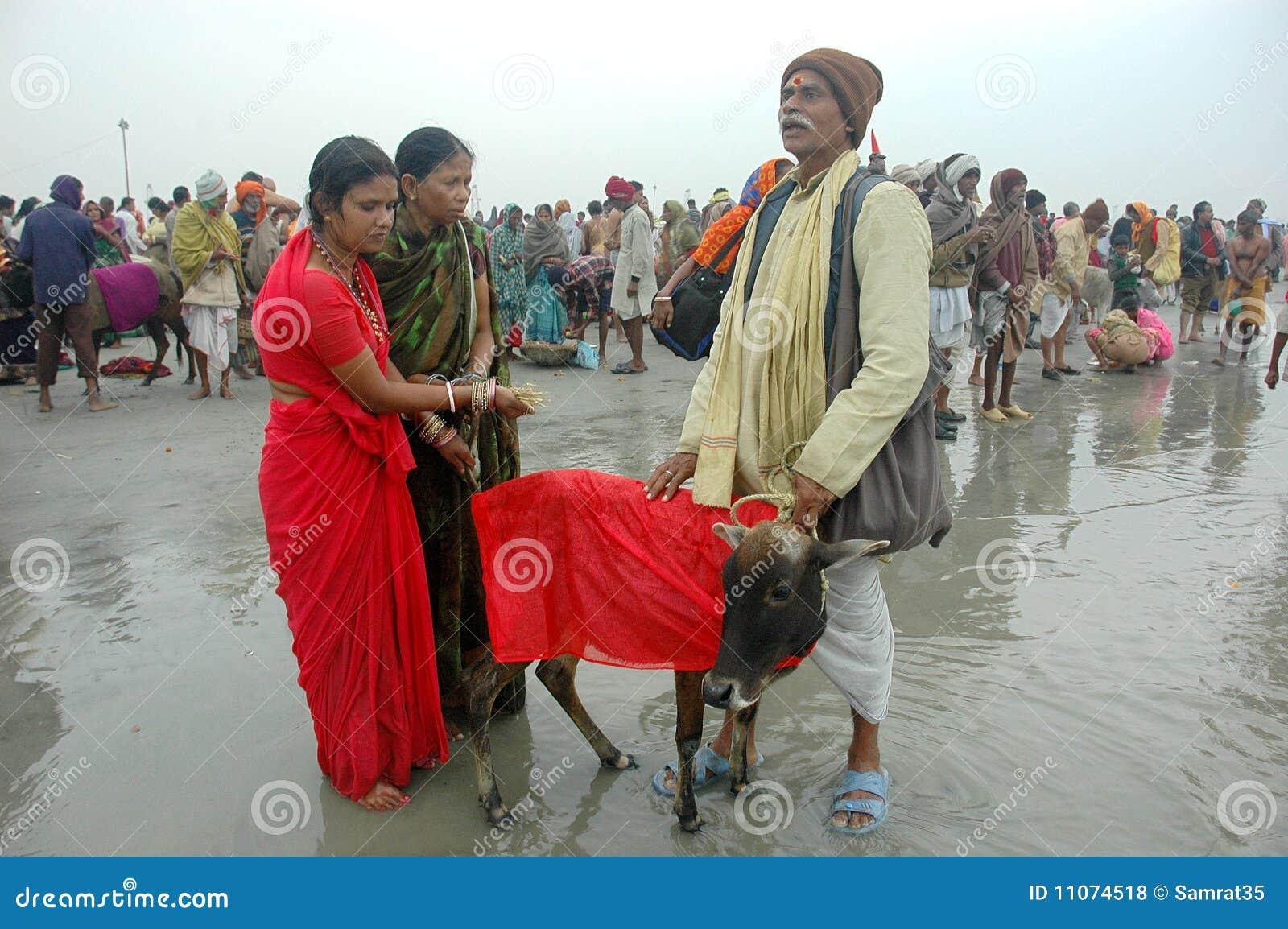 Ganga Sagar Festival in India 9
