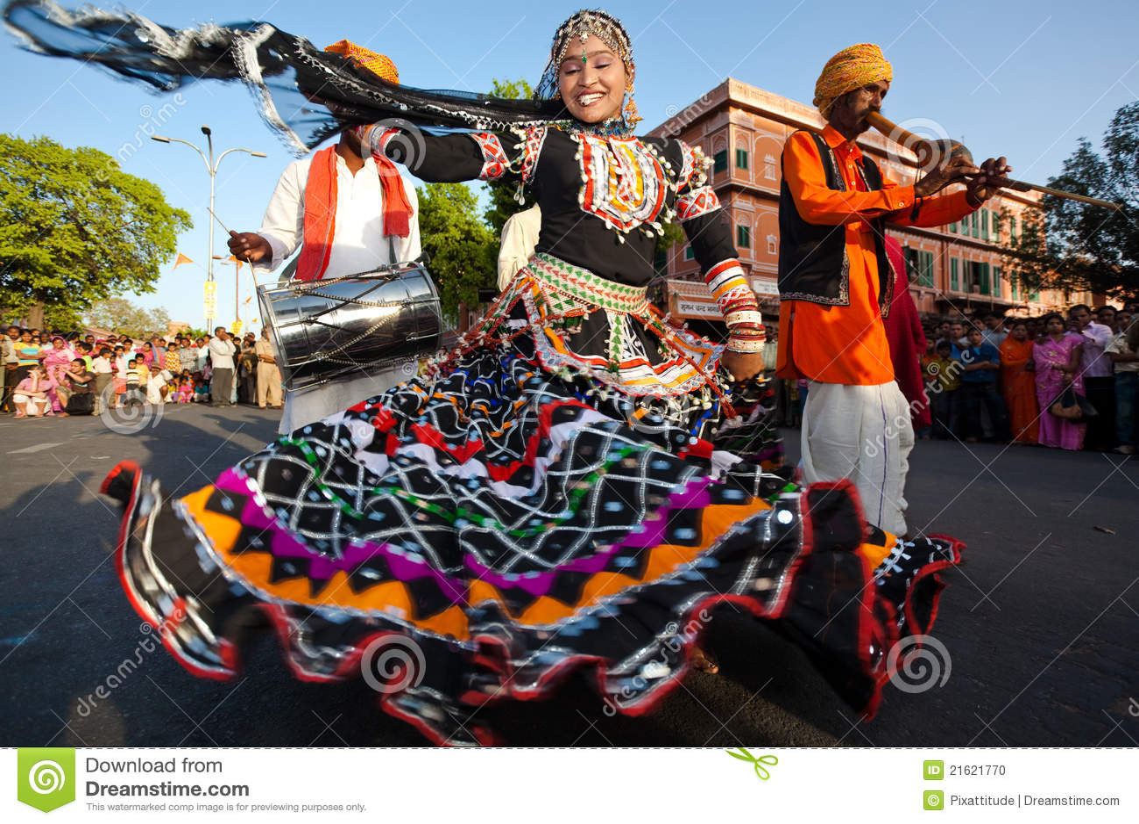 Gangaur Festival Jaipur Editorial Image Image 21621770