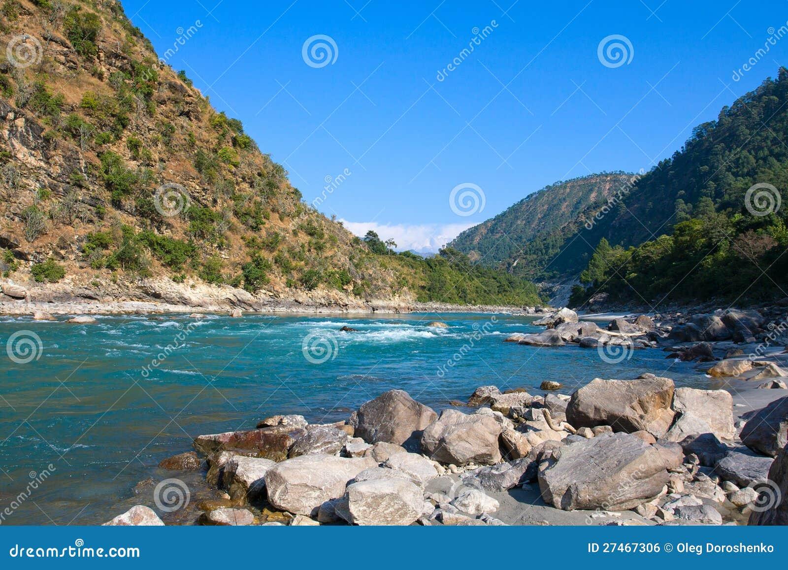 Ganges Fluss