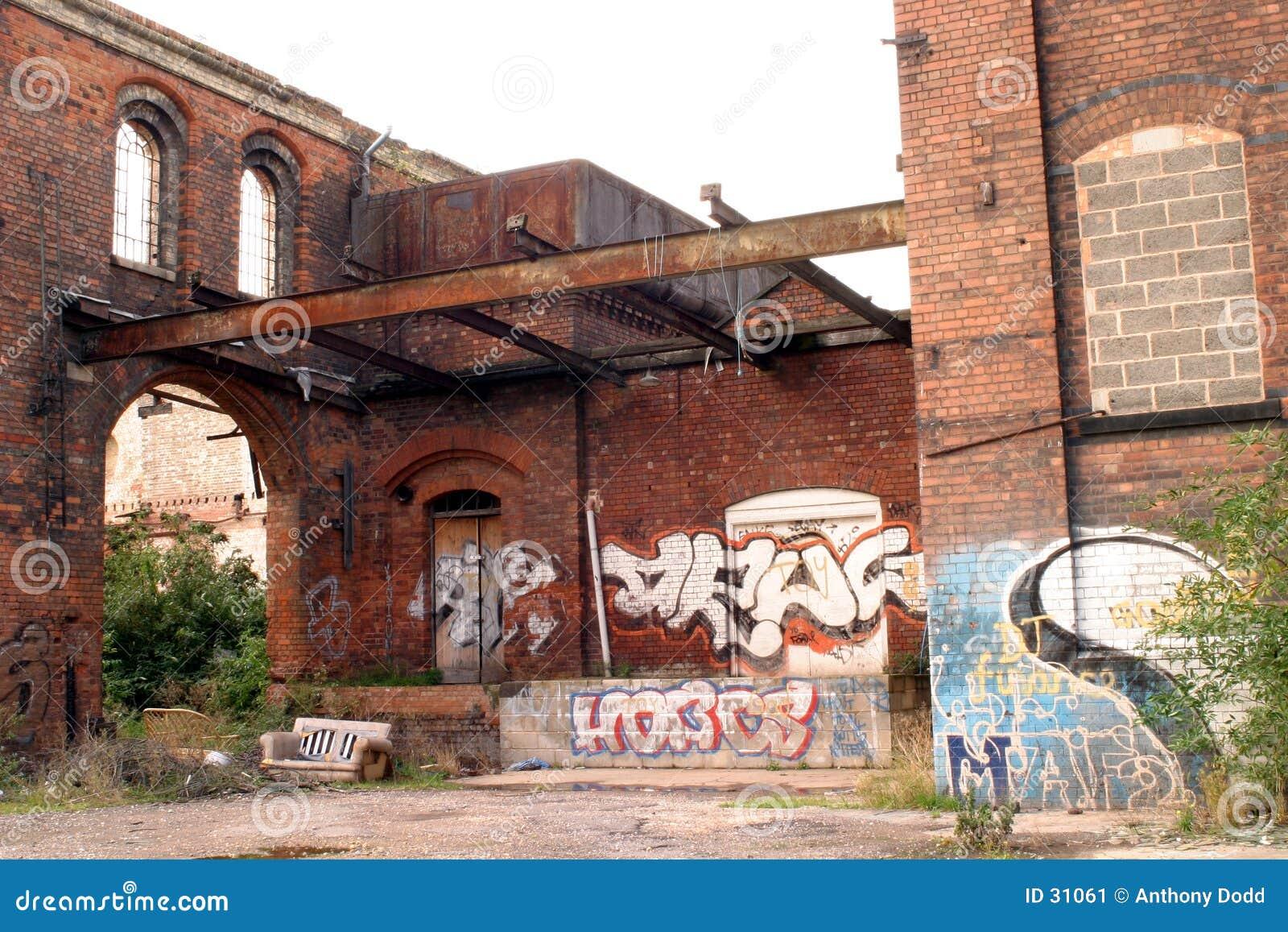 Gangland przemysłowe