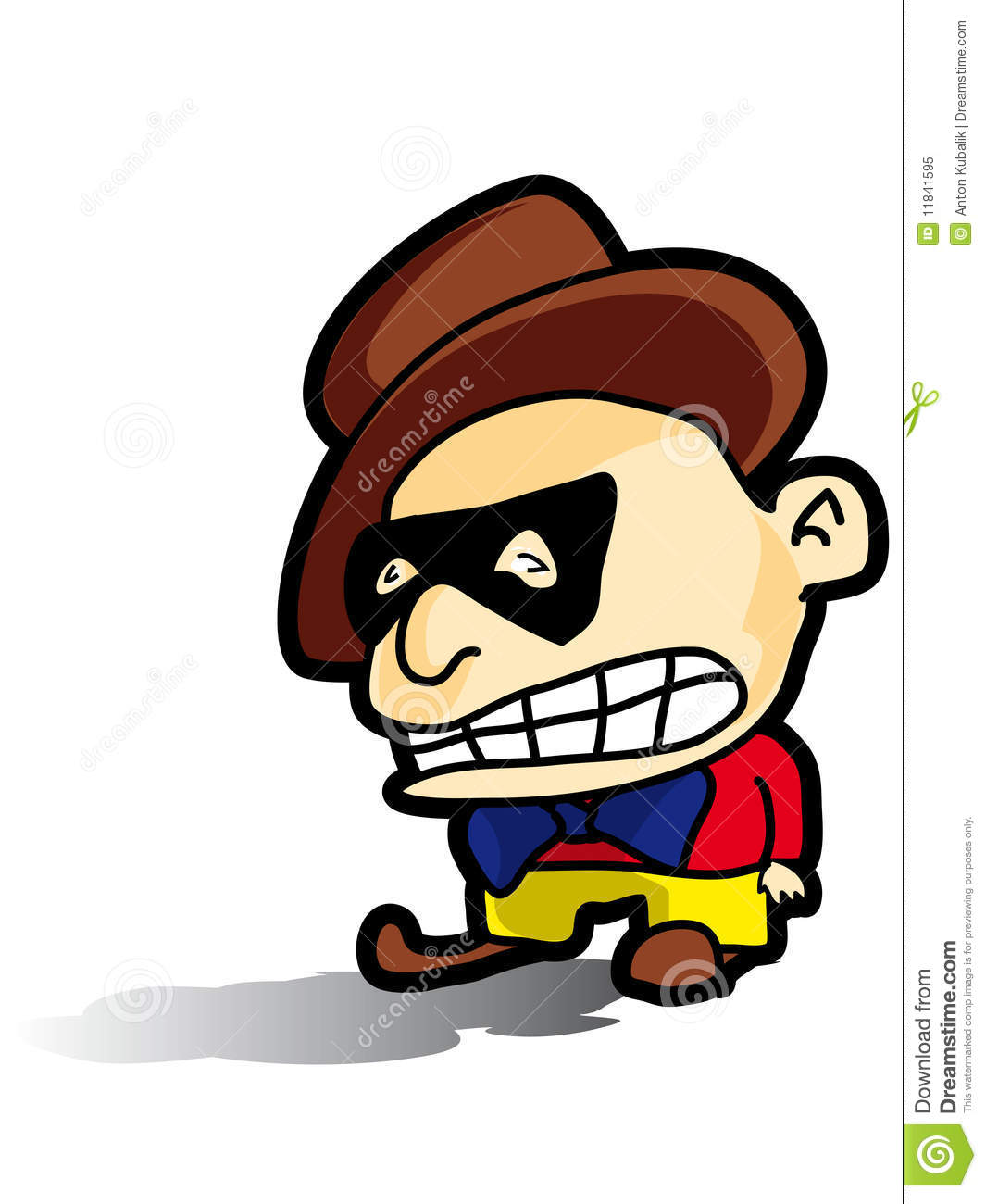 Cartoon Characters Gangster : Gangster royalty free stock photo image