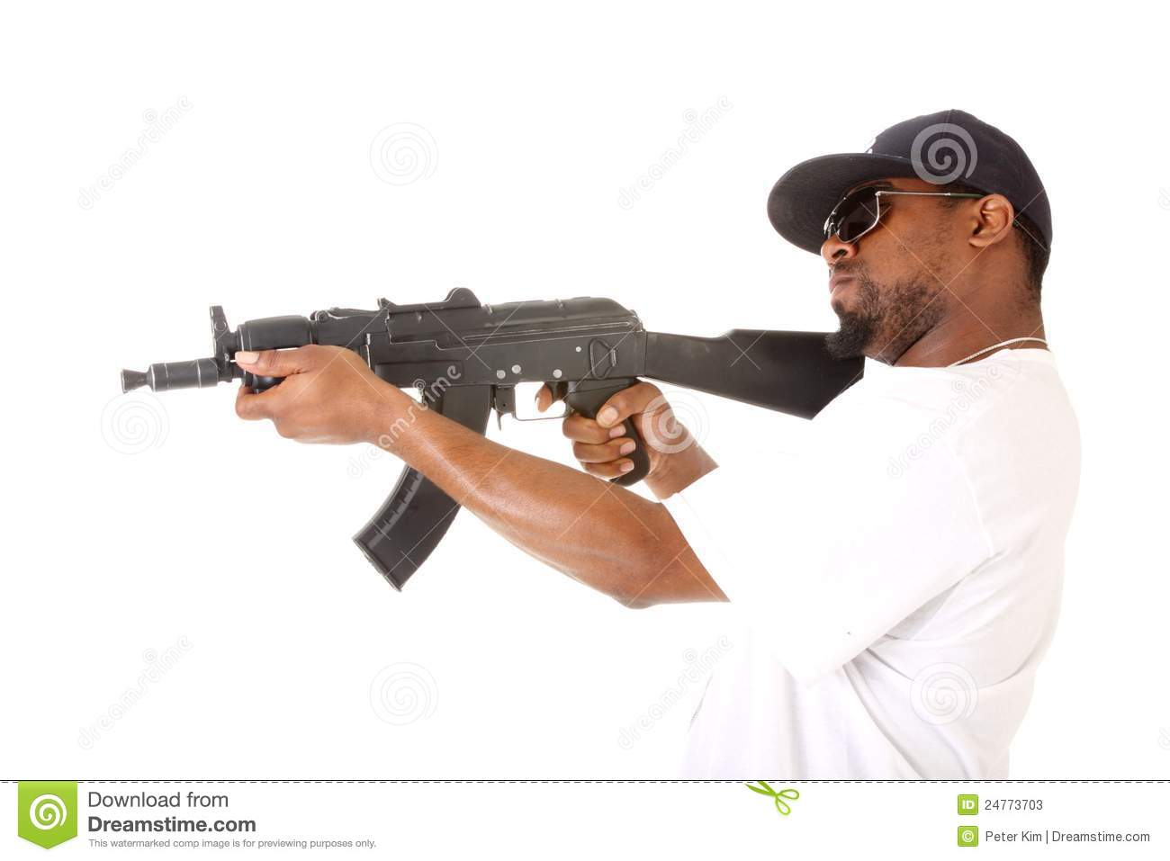 Gangster Pictures With Guns