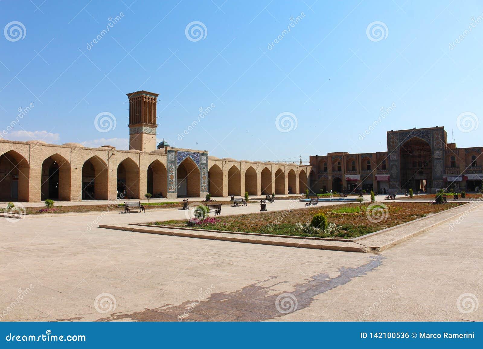 Ganjali Khan Complex, Kermán, Irán