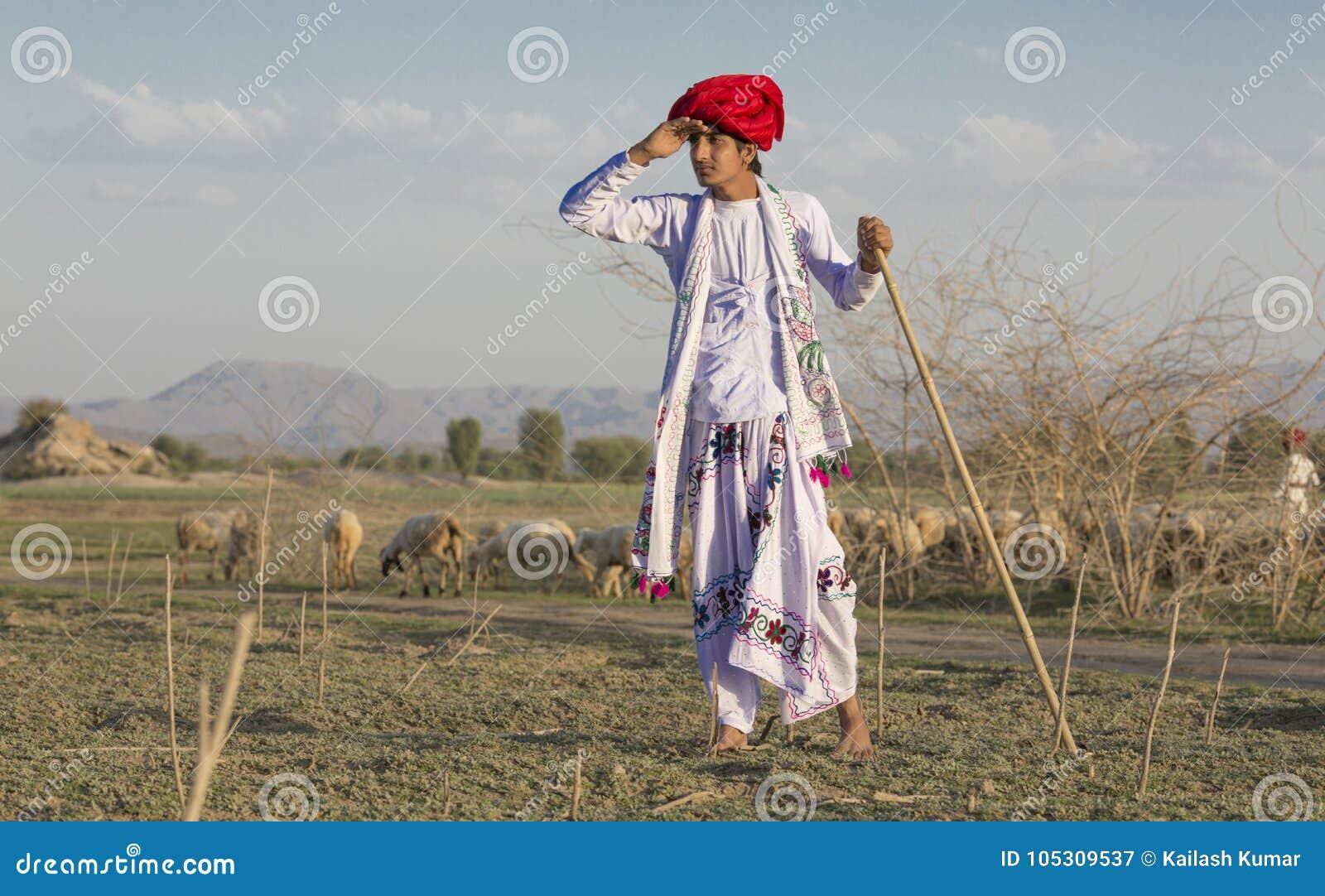 Garçon rural
