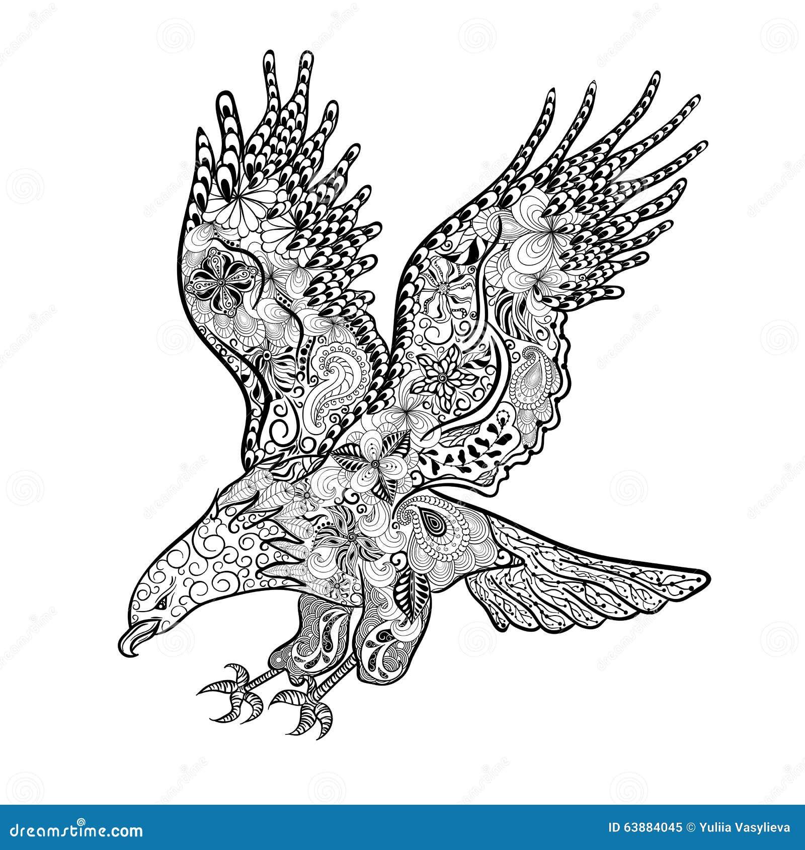 Garabato de Eagle