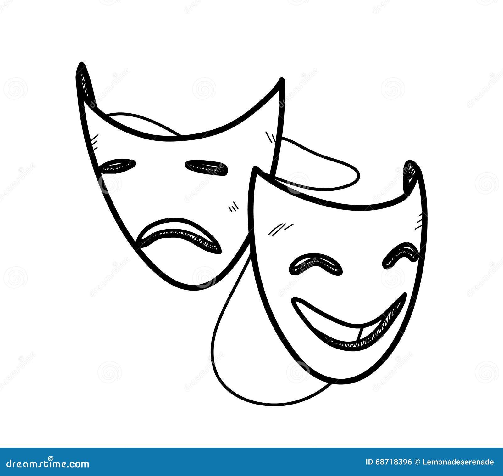 La máscara para la persona del proteína y los aceites