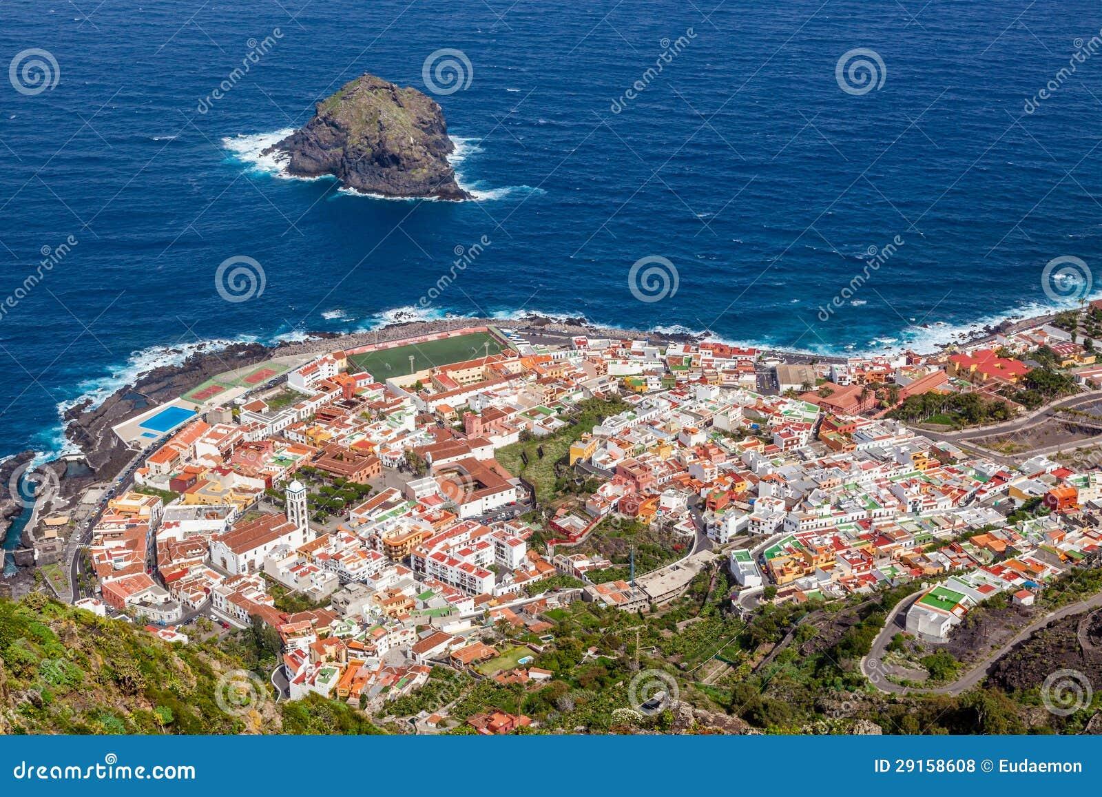 Garachico. Tenerife.