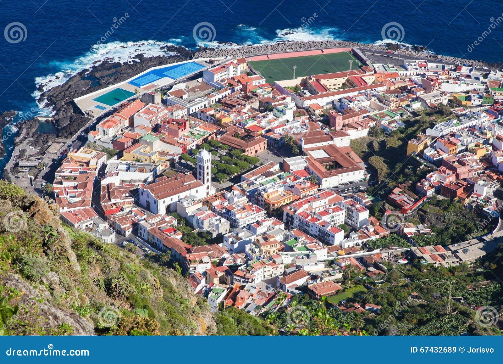 Garachico, Tenerife, Canary Islands, Spain
