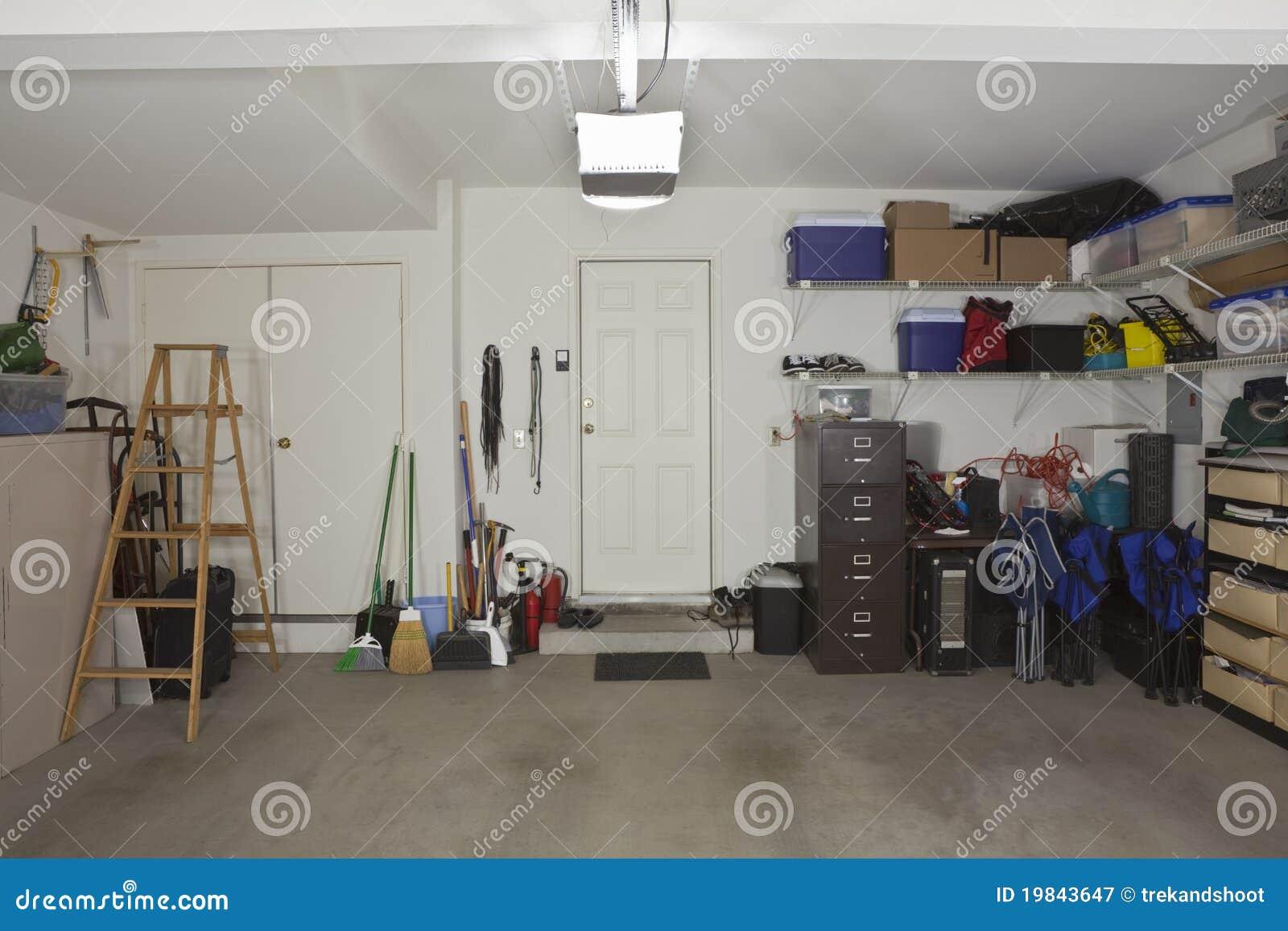 Garage de dos coches