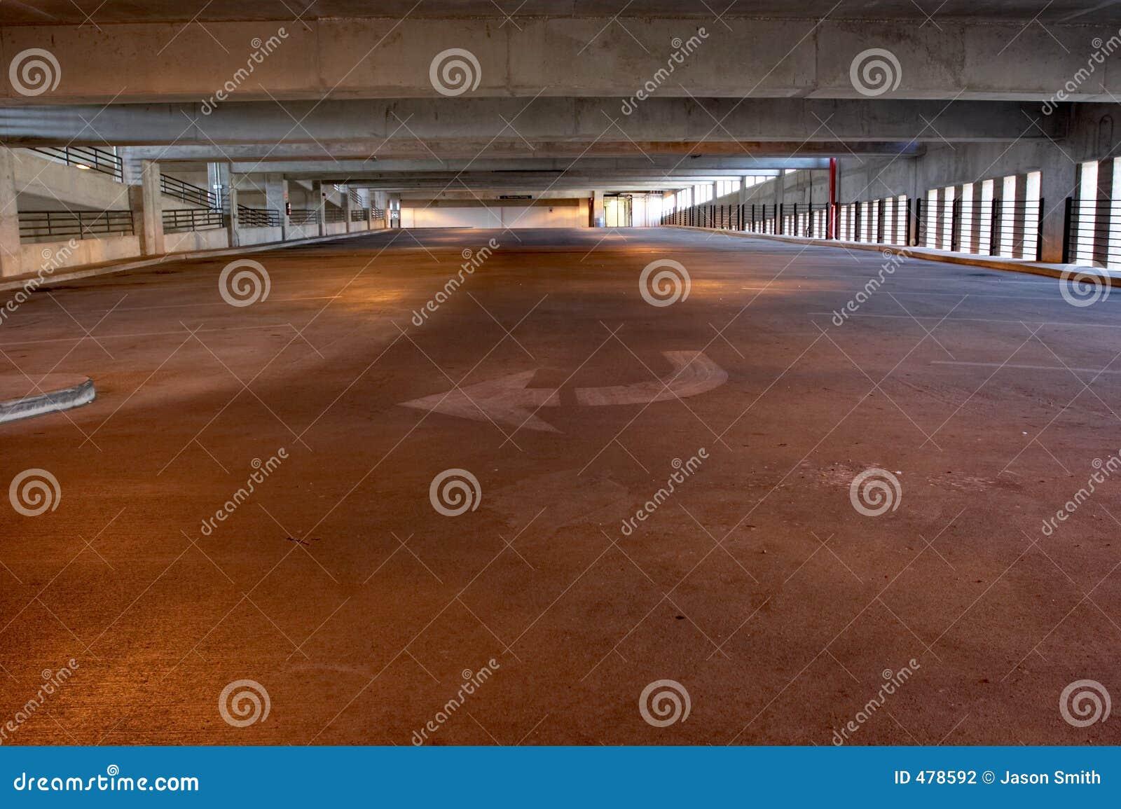 Garage de stationnement