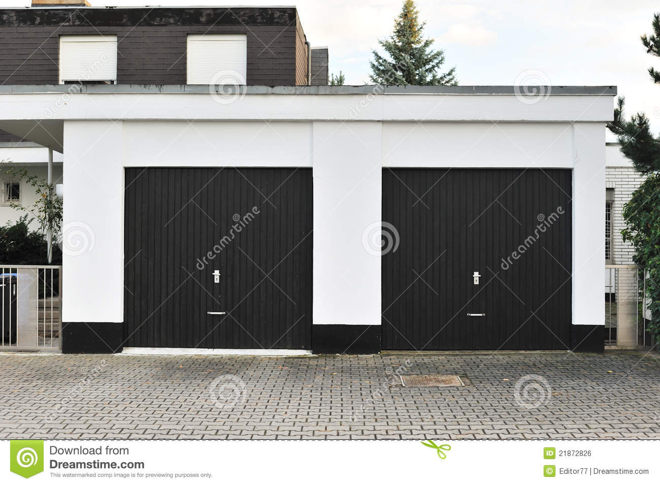 Property Search Double Garage Filter