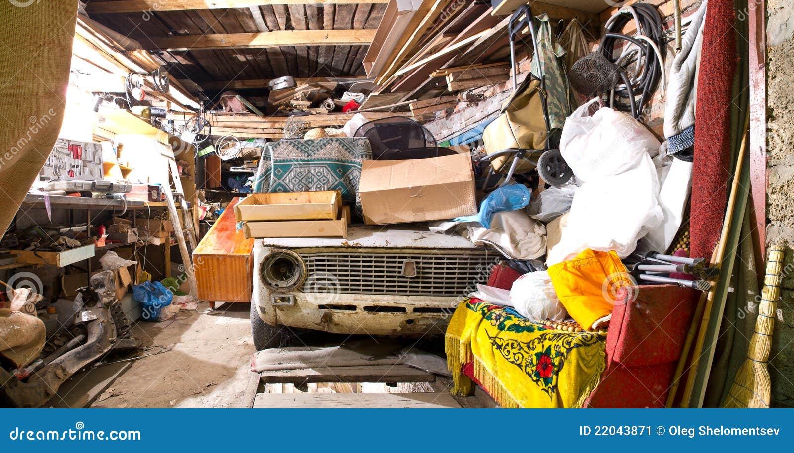 Garage inom
