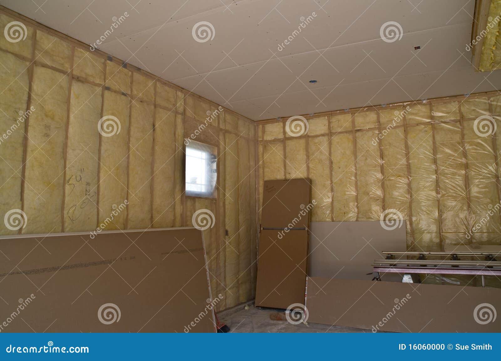 Garage isolé