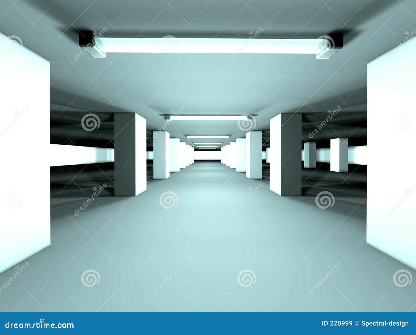 Garage - versione grandangolare