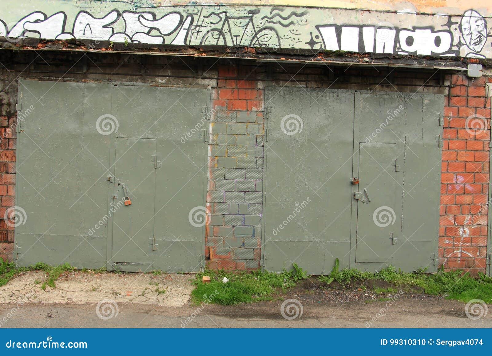 Garage viejo