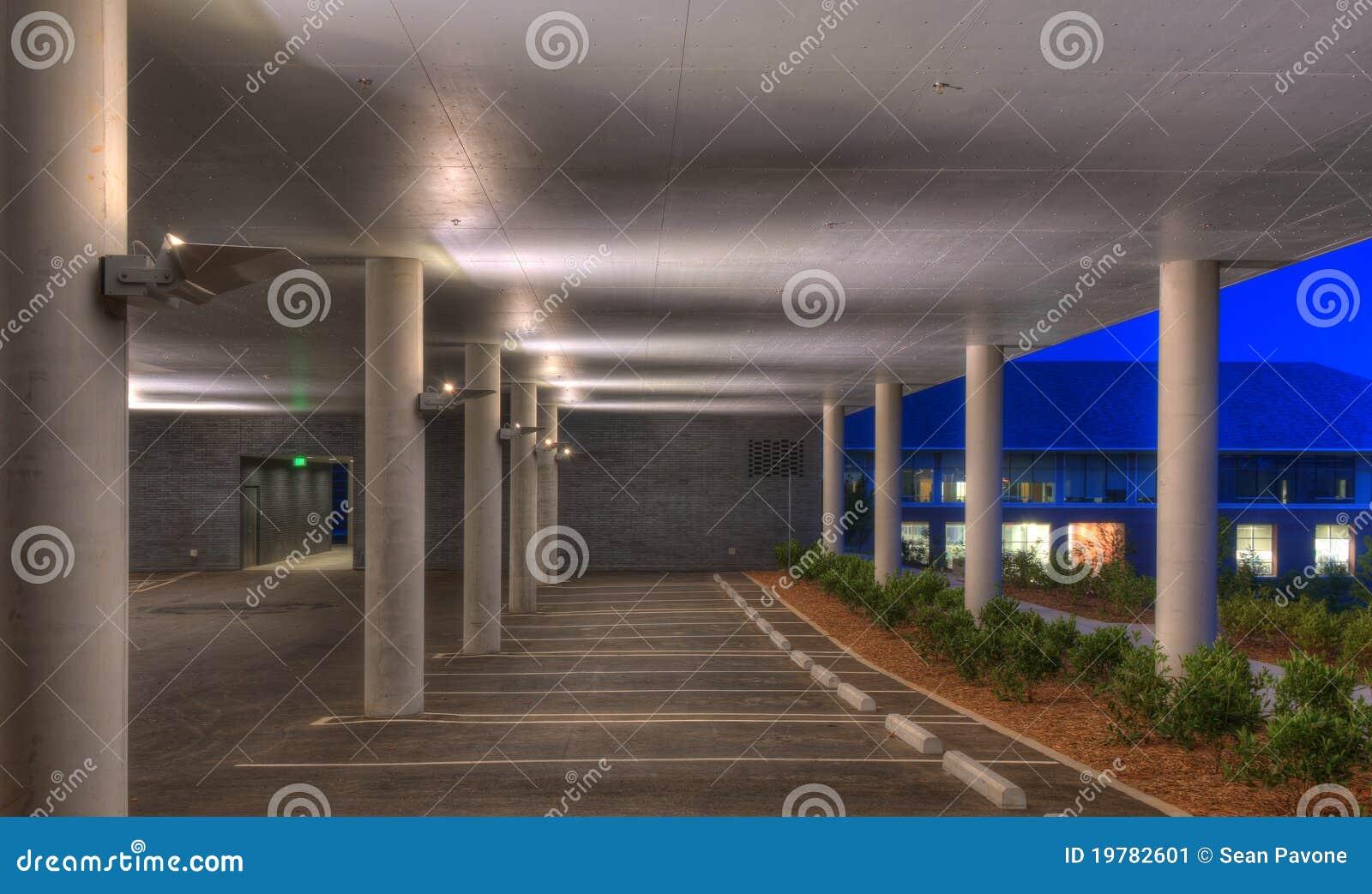 Garageparkering