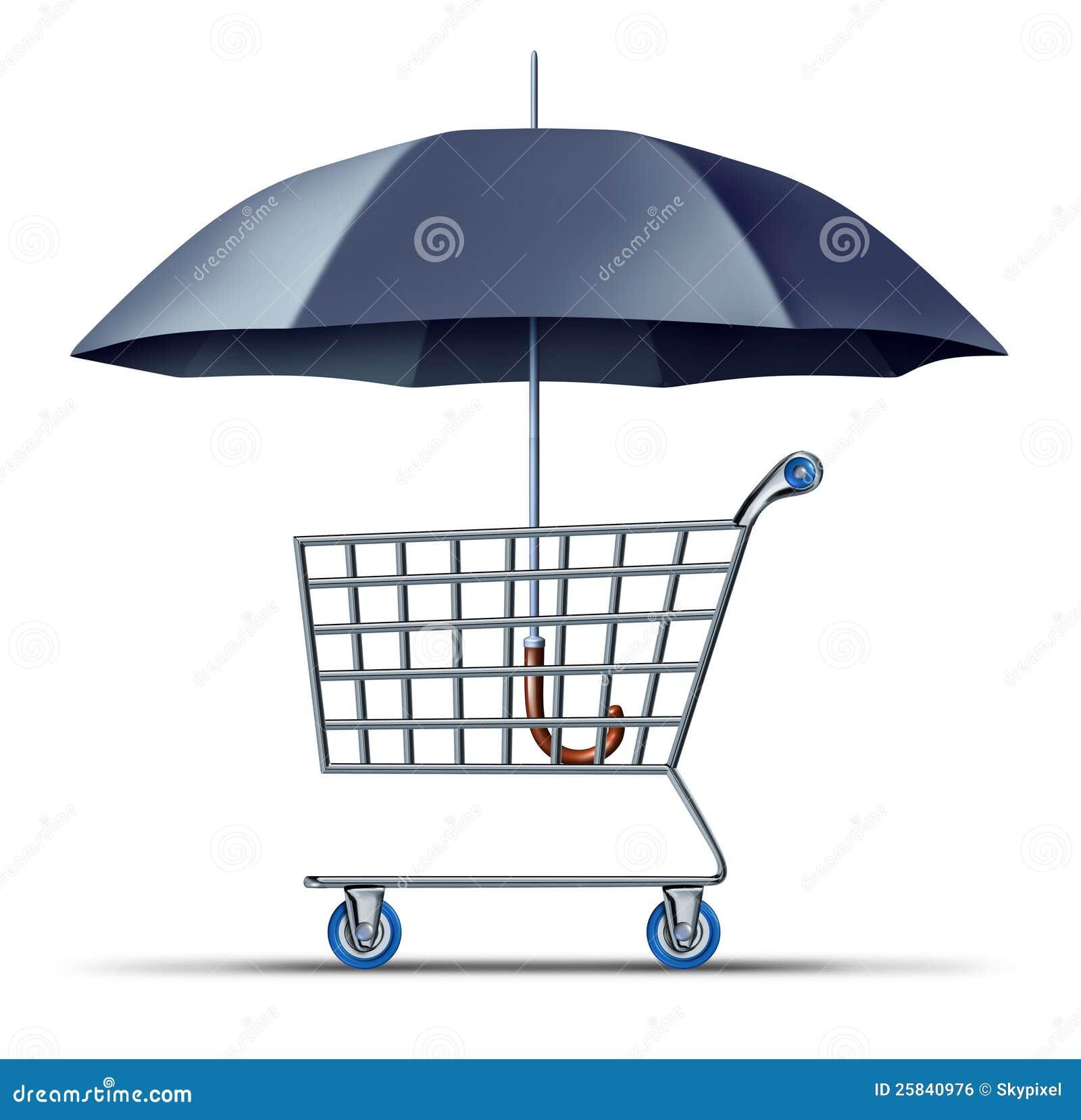 garantie et protection du consommateur illustration stock illustration 25840976. Black Bedroom Furniture Sets. Home Design Ideas