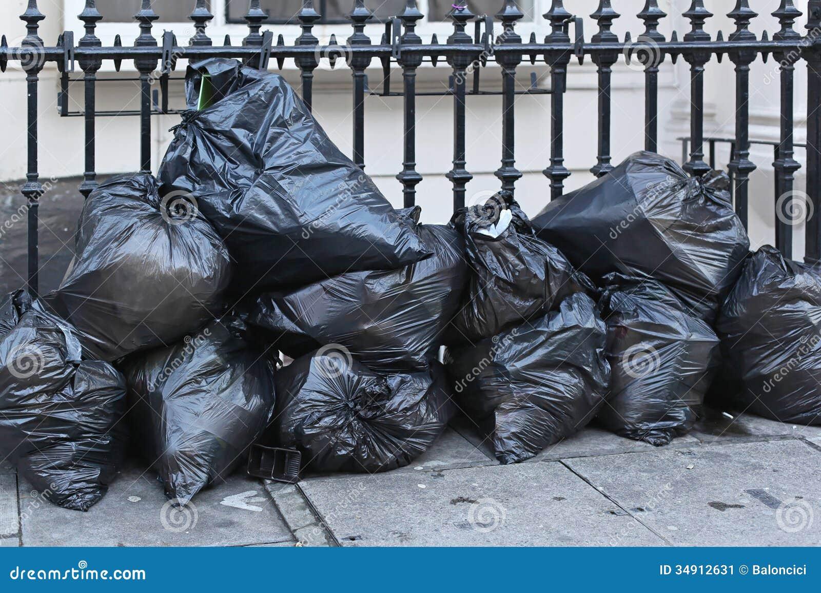 Garbage Stock Image - Image: 34912631