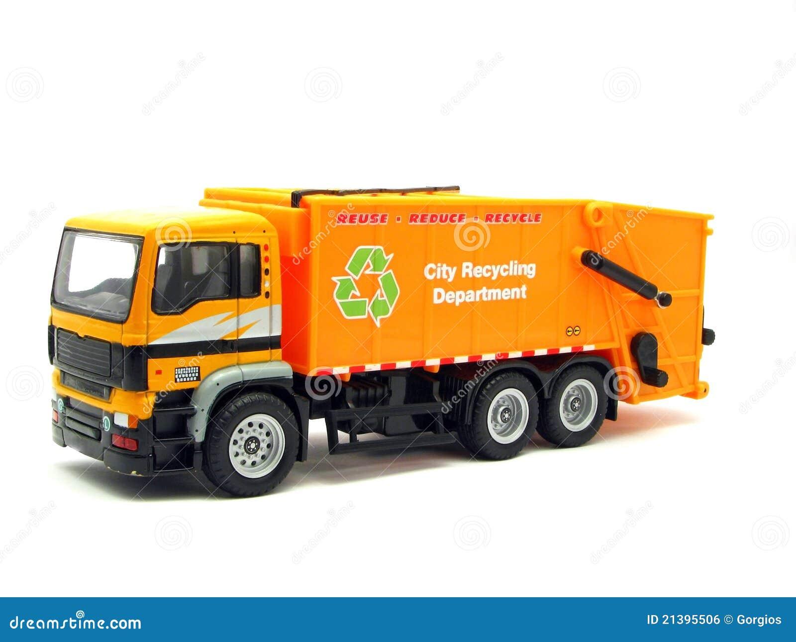 Garbage Truck Royalty Free Stock Image - Image: 21395506