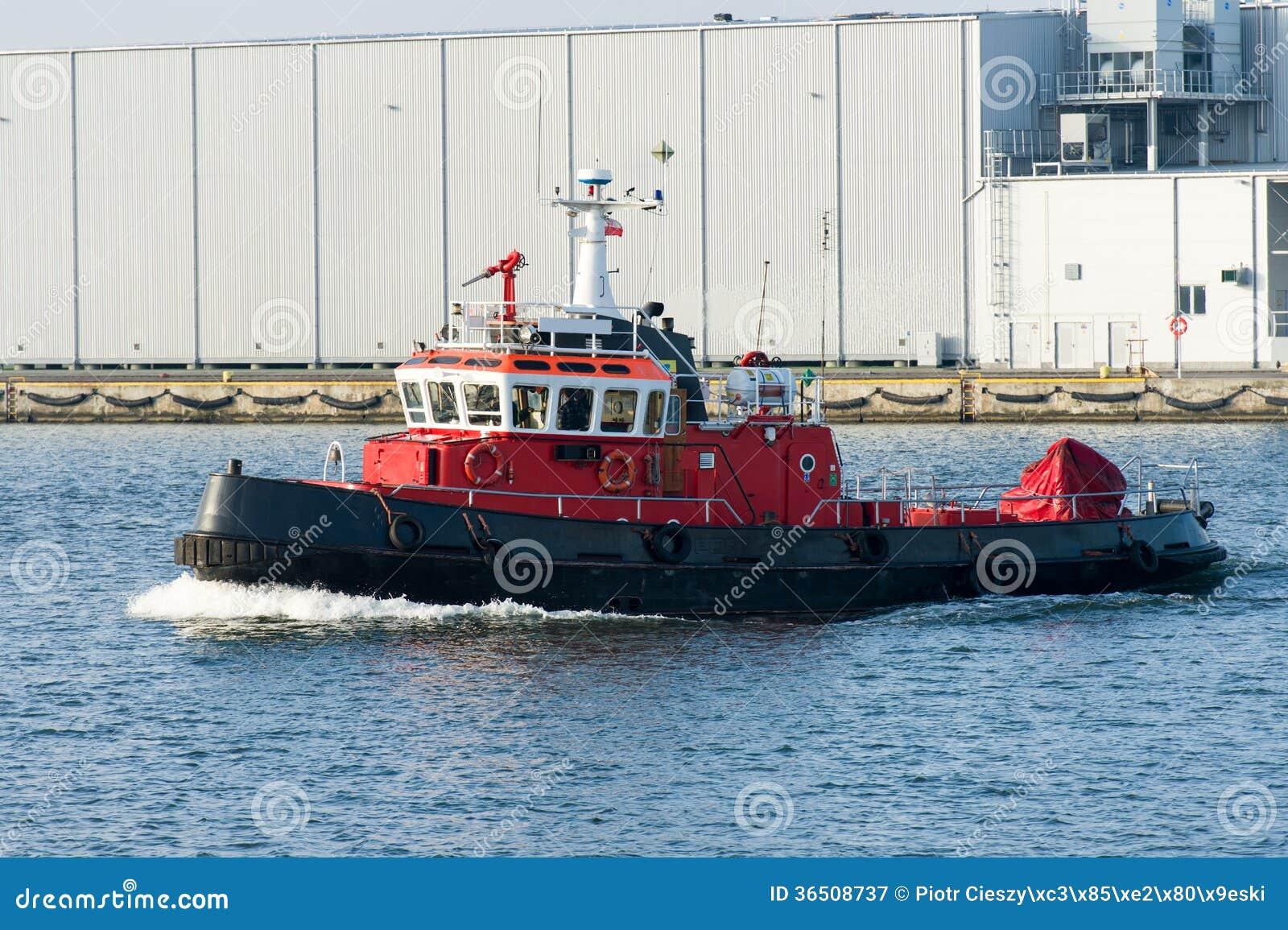 Garde de port
