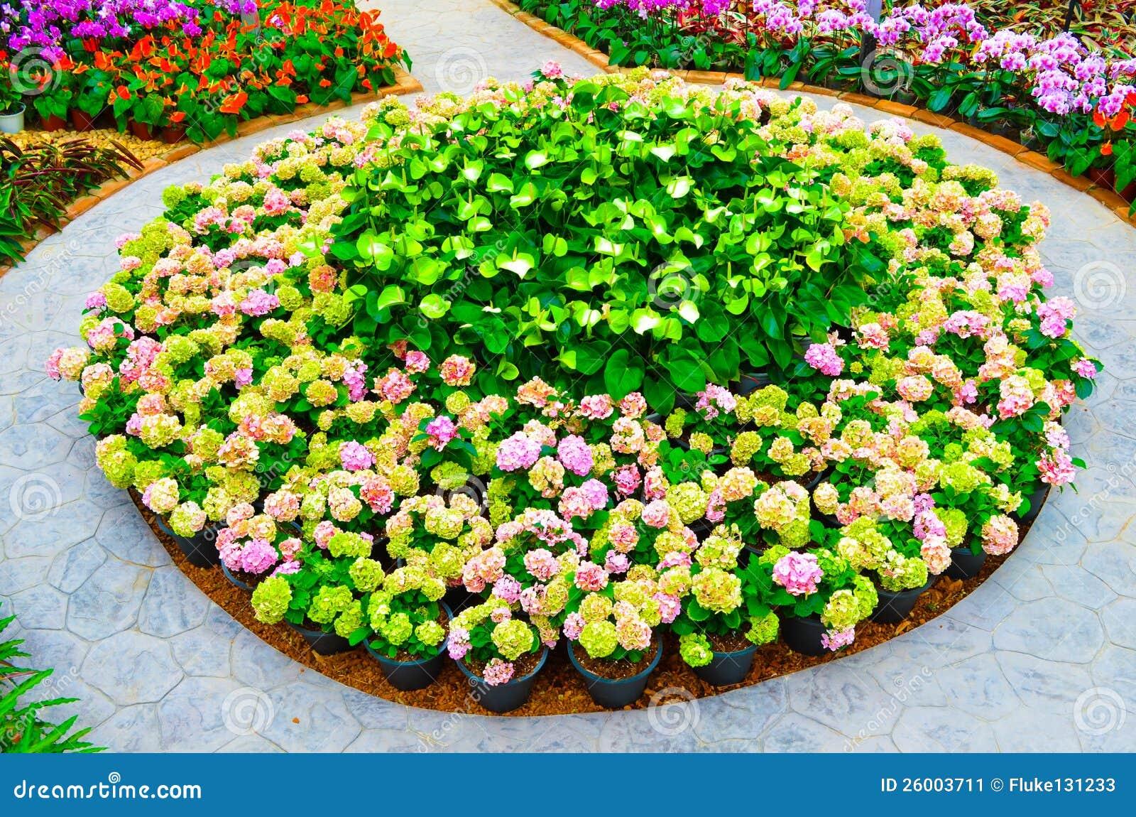 Garden arrangement stock image image 26003711 for Garden arrangement