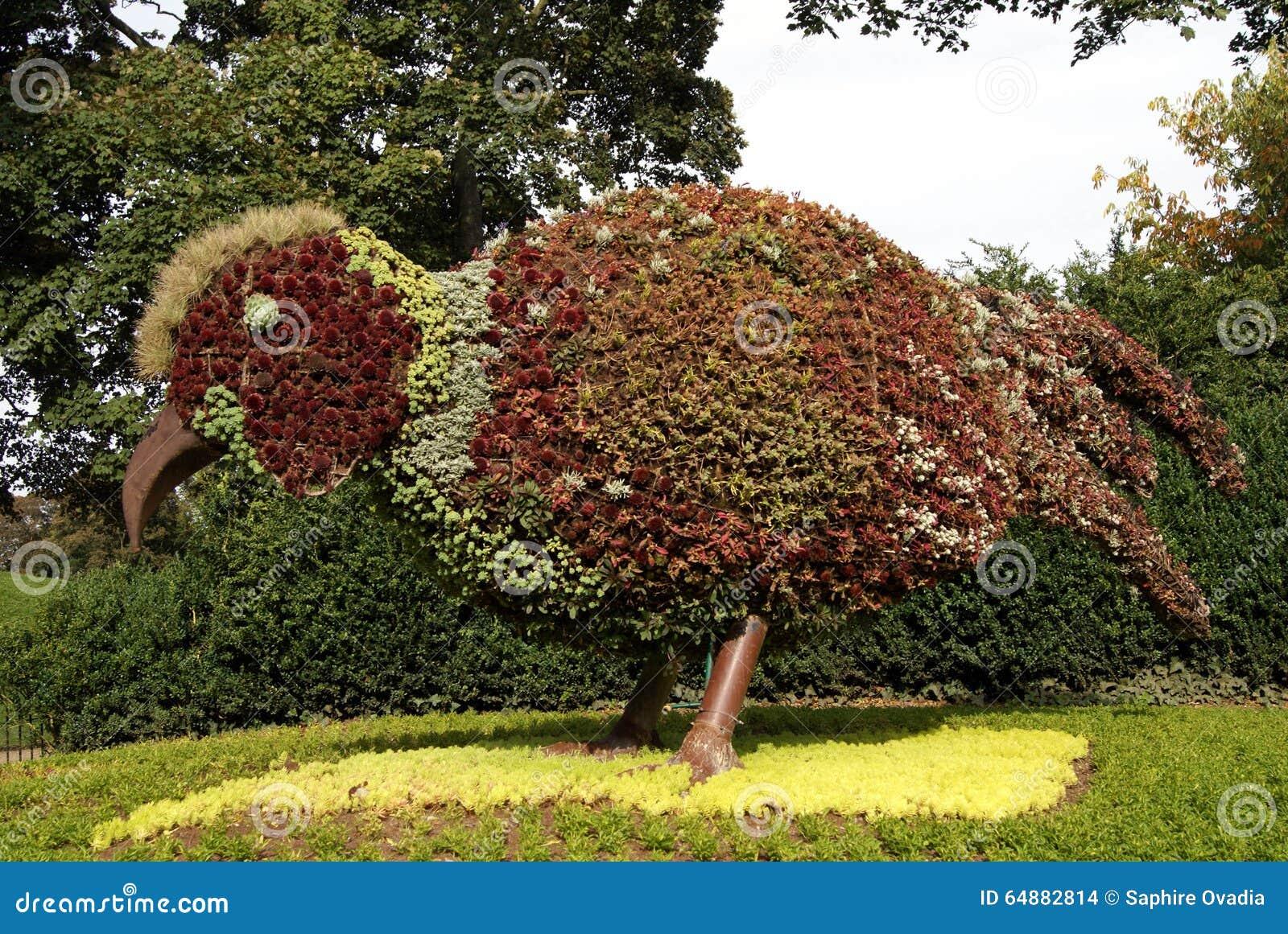 Garden art. Garden design. stock photo. Image of scenic - 64882814