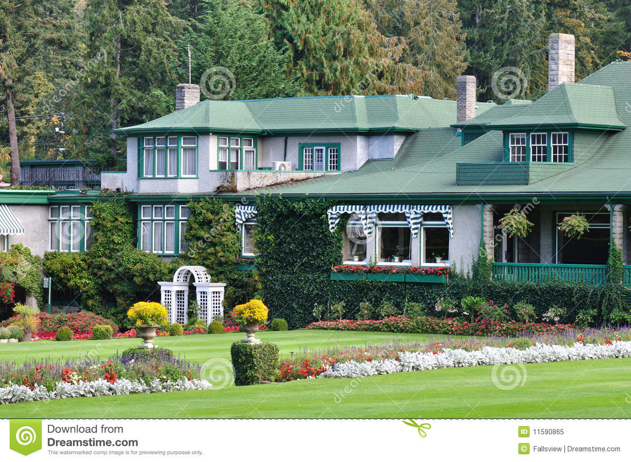 Garden building royalty free stock photo image 11590865 for Garden shed victoria bc