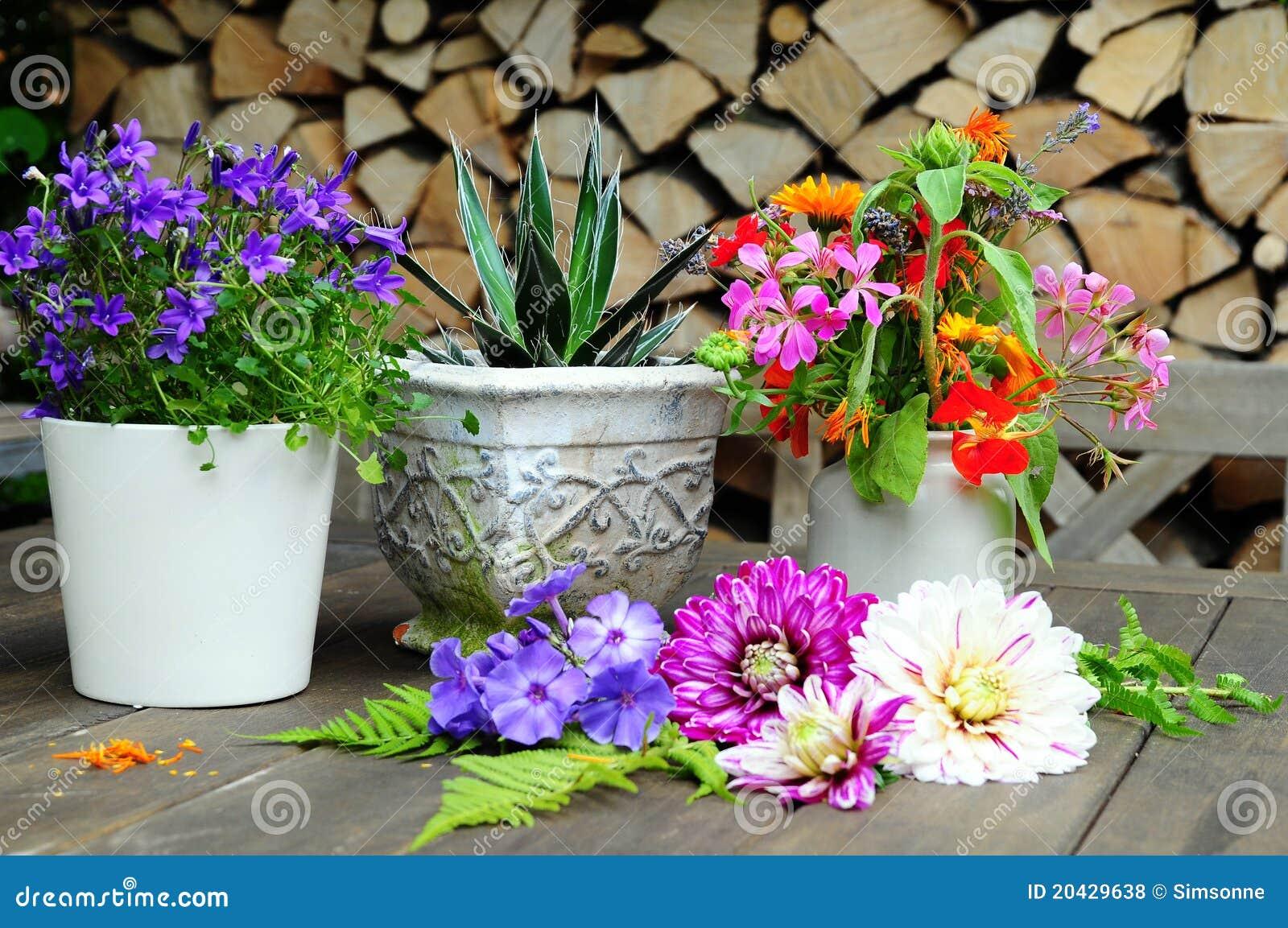 Garden Flower Pots For Garden