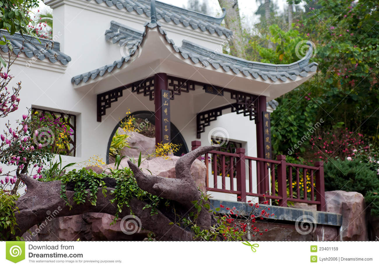 Chinese Style Garden Design on idea landscaping outdoor garden design, chinese style garden arbor, formal japanese garden design, asian garden design, japanese bamboo garden design,