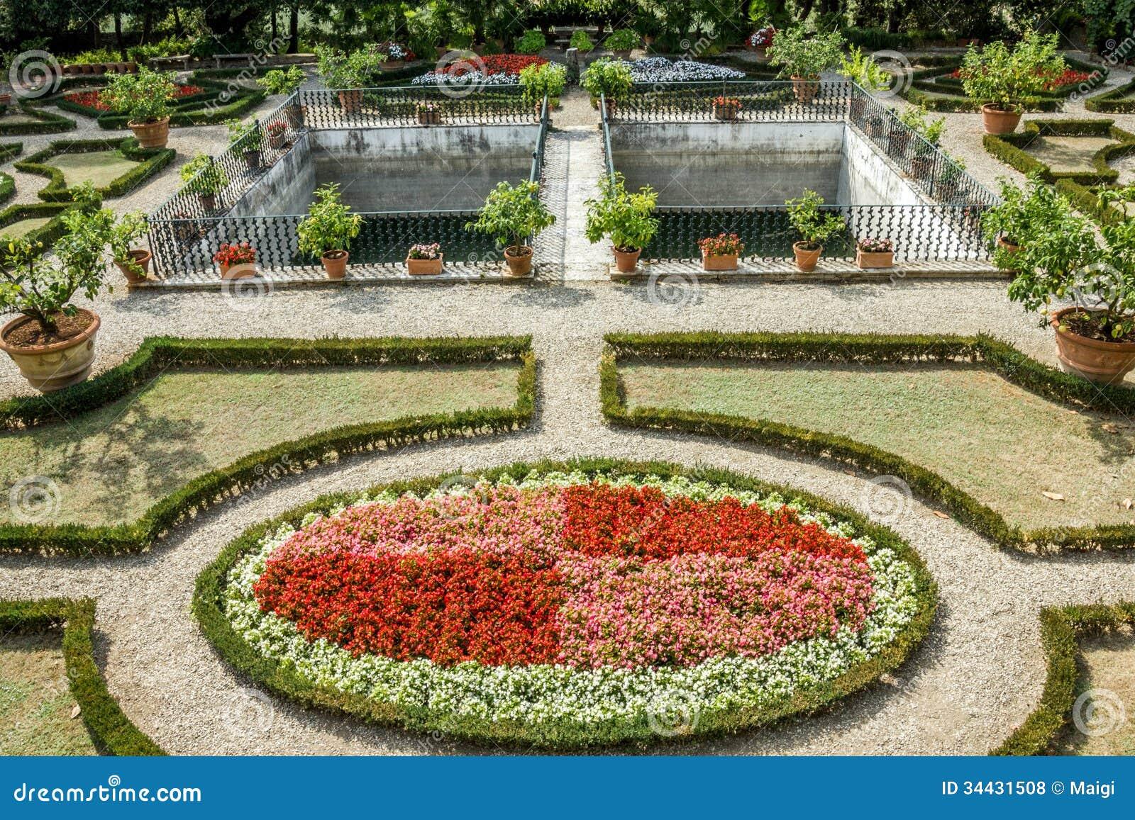 Download Garden stock photo. Image of grass, design, park, floral - 34431508