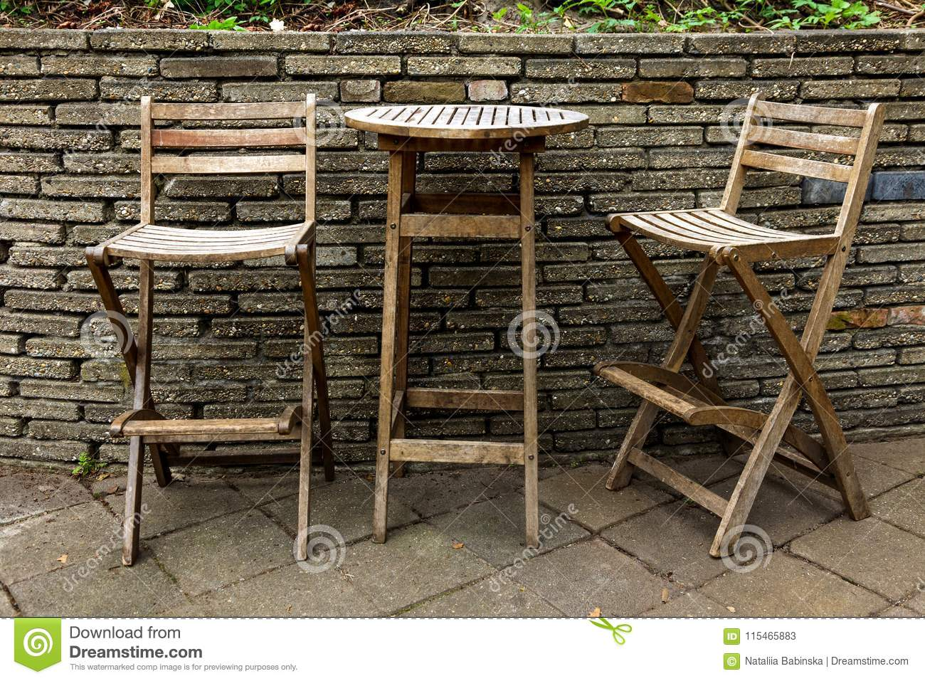 Perfect Cafe Garden Furniture