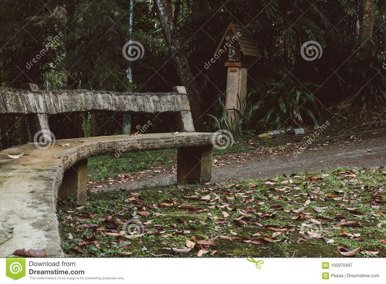 Magnificent Garden Furniture Made From Wooden Log Timber Chair In Park Evergreenethics Interior Chair Design Evergreenethicsorg