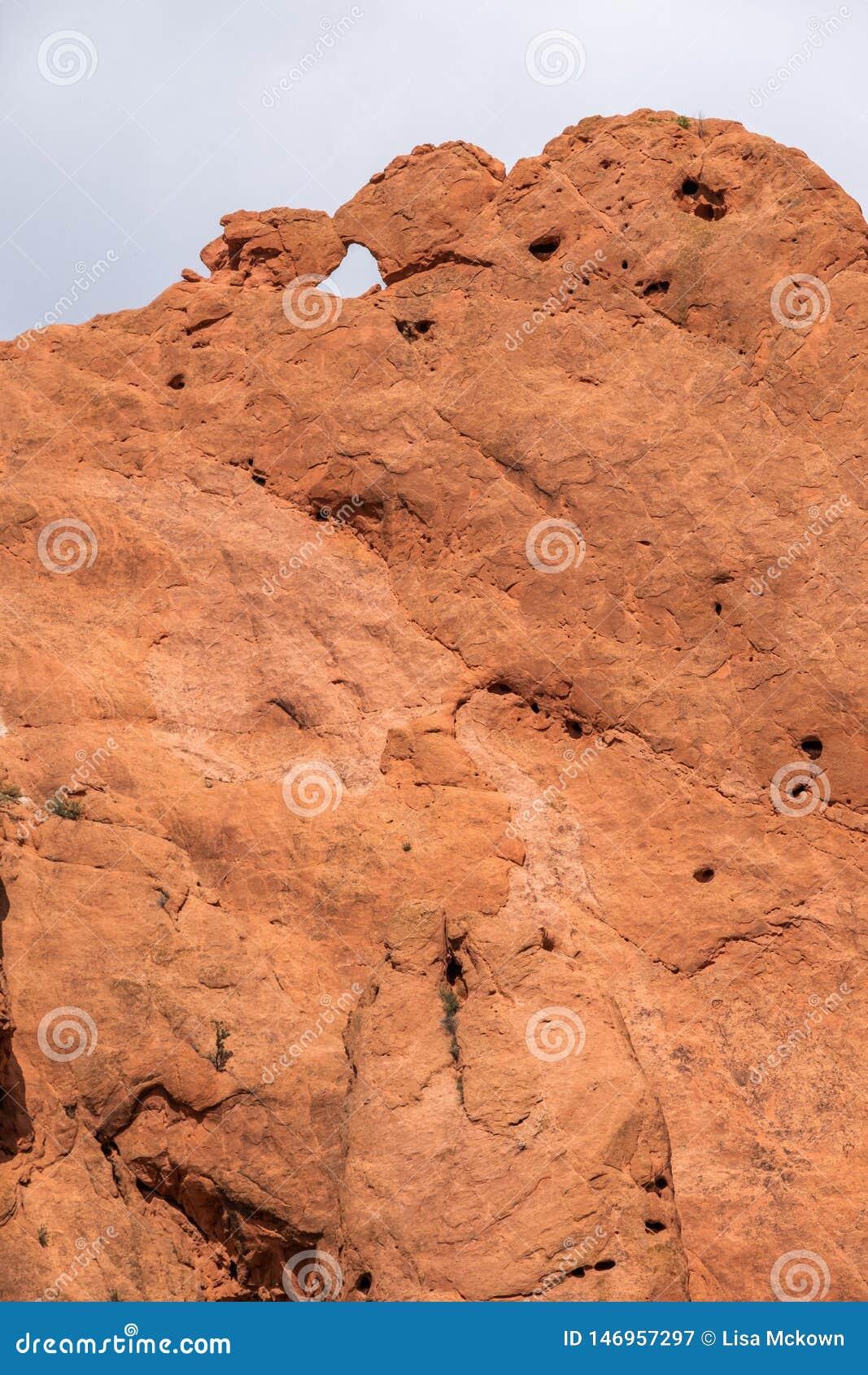 Kissing Camels Garden Of The Gods Colorado Springs Rocky