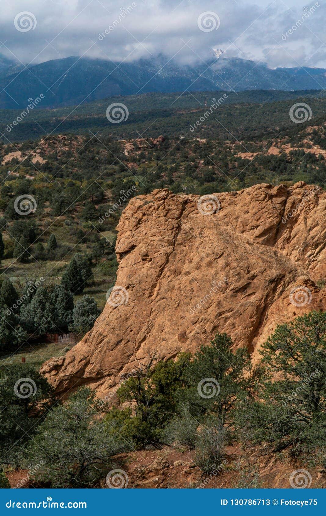 Garden Of The Gods \u0026 Pikes Peak Colorado Springs Rocky