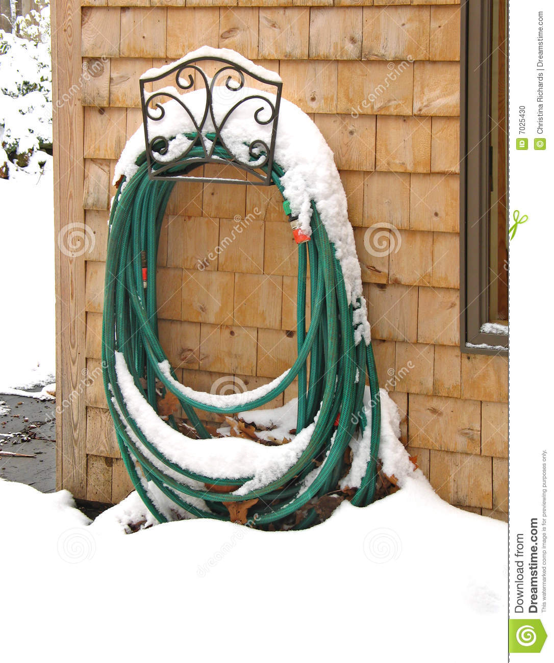 Winter rated hose
