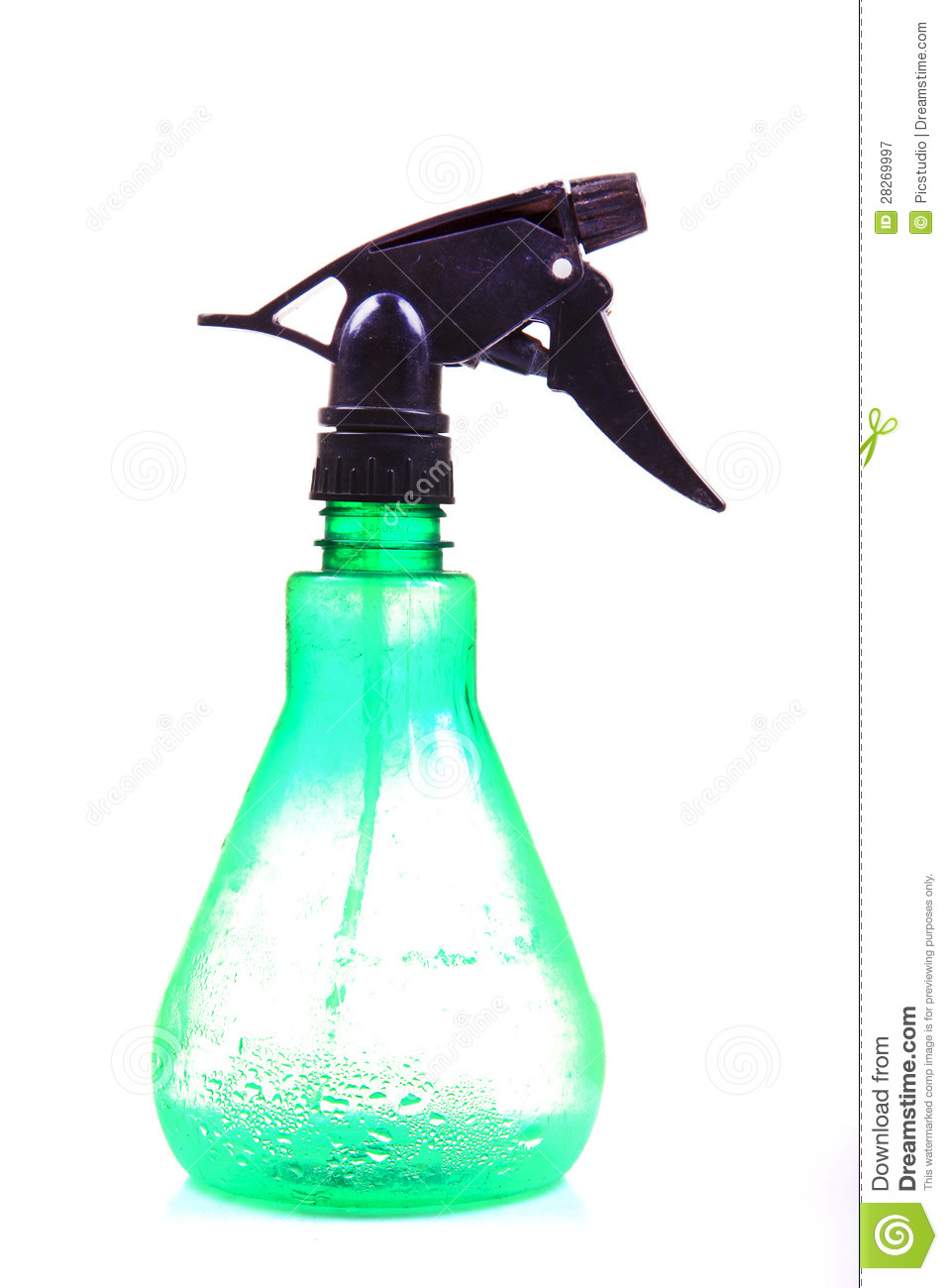 Garden Insecticide Sprayer Royalty Free Stock Photography Image