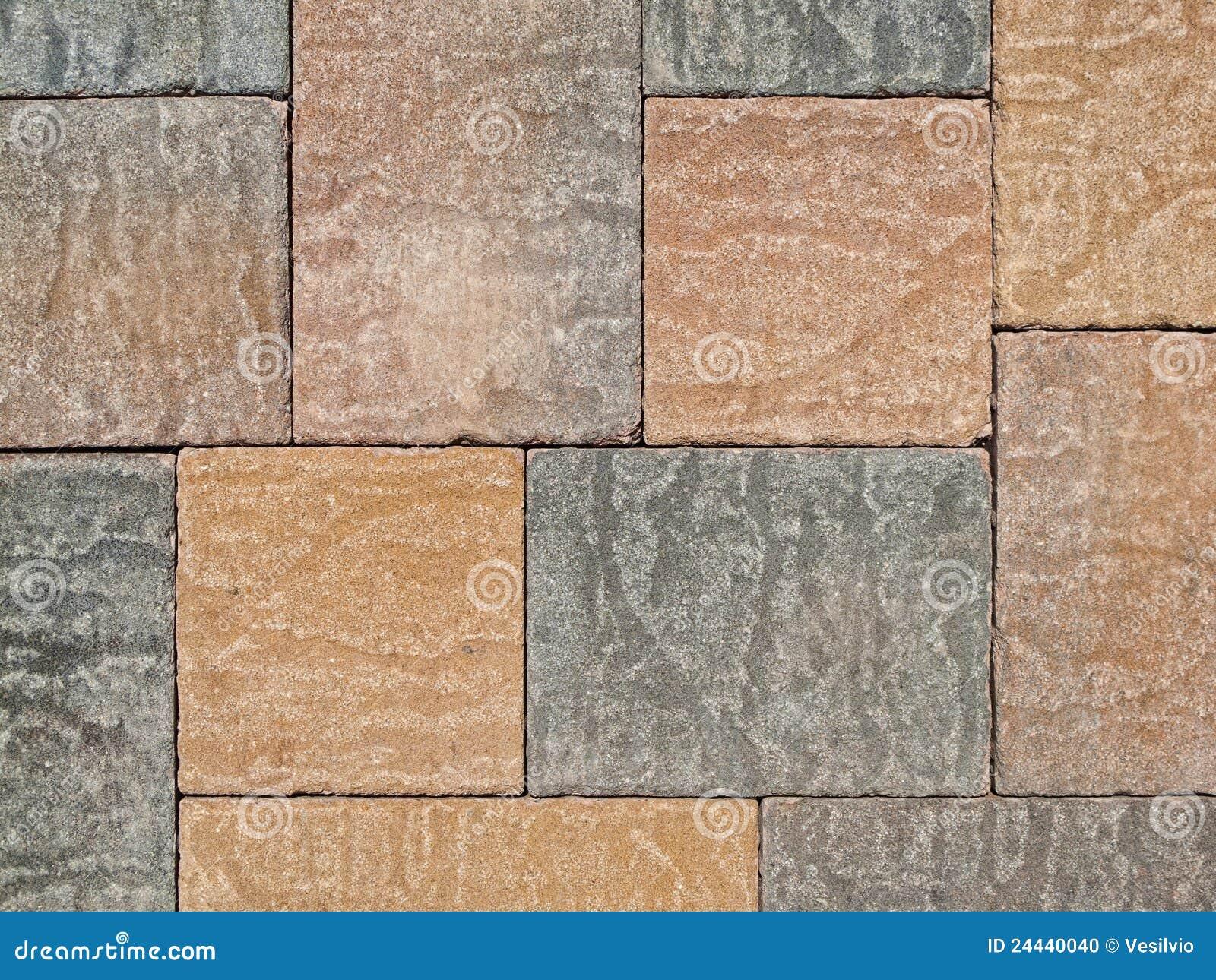 Garden Path Bricks Stock Photo Image 24440040