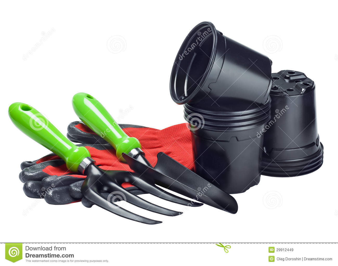Garden tools and accessories royalty free stock images for Gardening tools and accessories