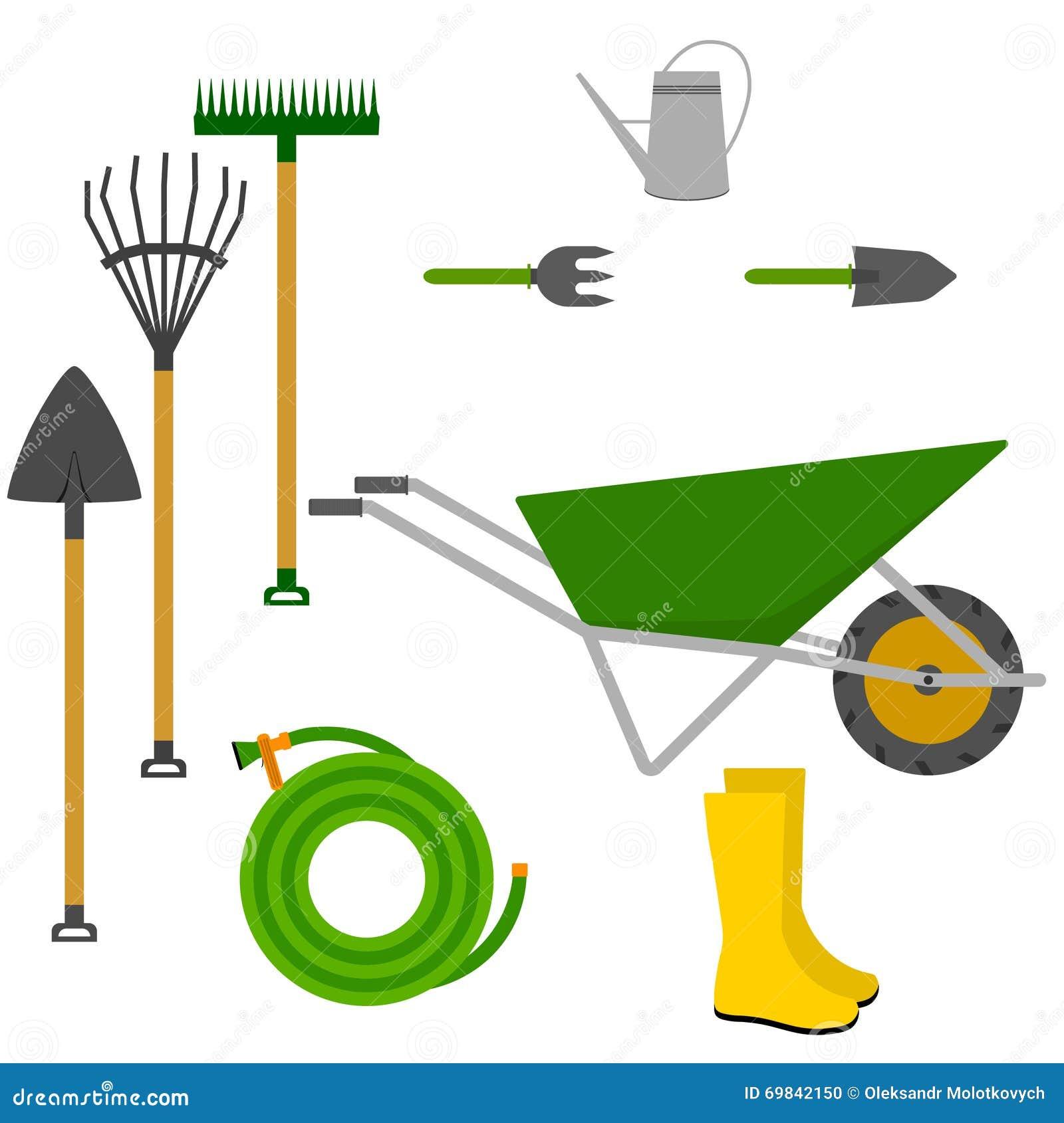 Garden boots vector icon vector illustration for Gardening tools vector