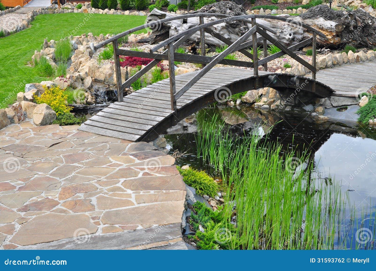 spring garden bridge park - photo #24